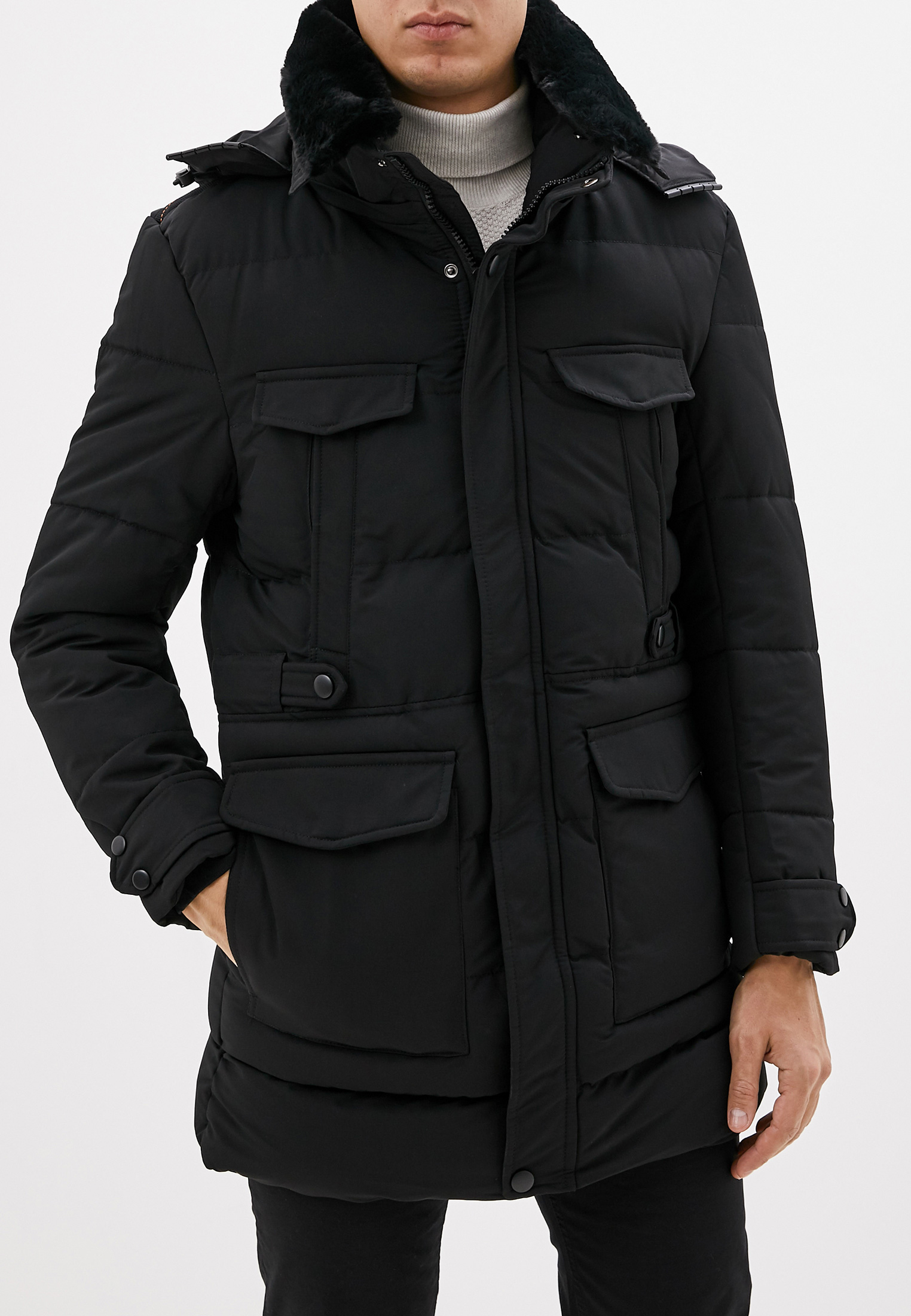 Утепленная куртка Just Key B017-CT-9