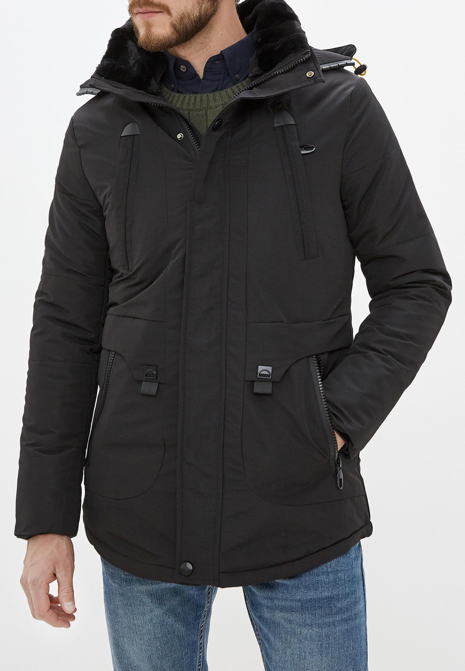 Утепленная куртка Just Key B017-8579