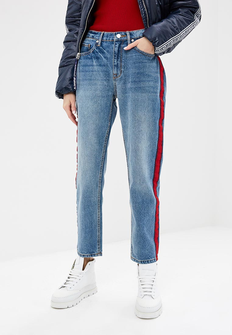 Прямые джинсы Juicy by Juicy Couture JWFWB156444