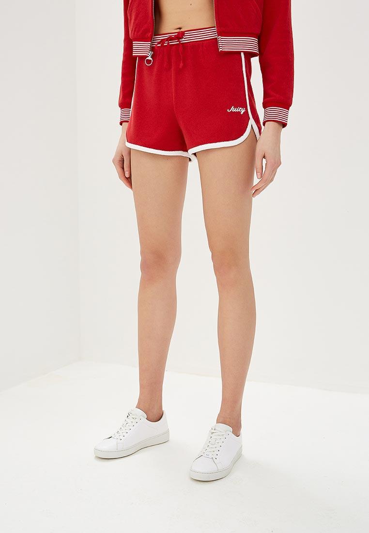 Женские спортивные шорты Juicy by Juicy Couture JWFKB228033