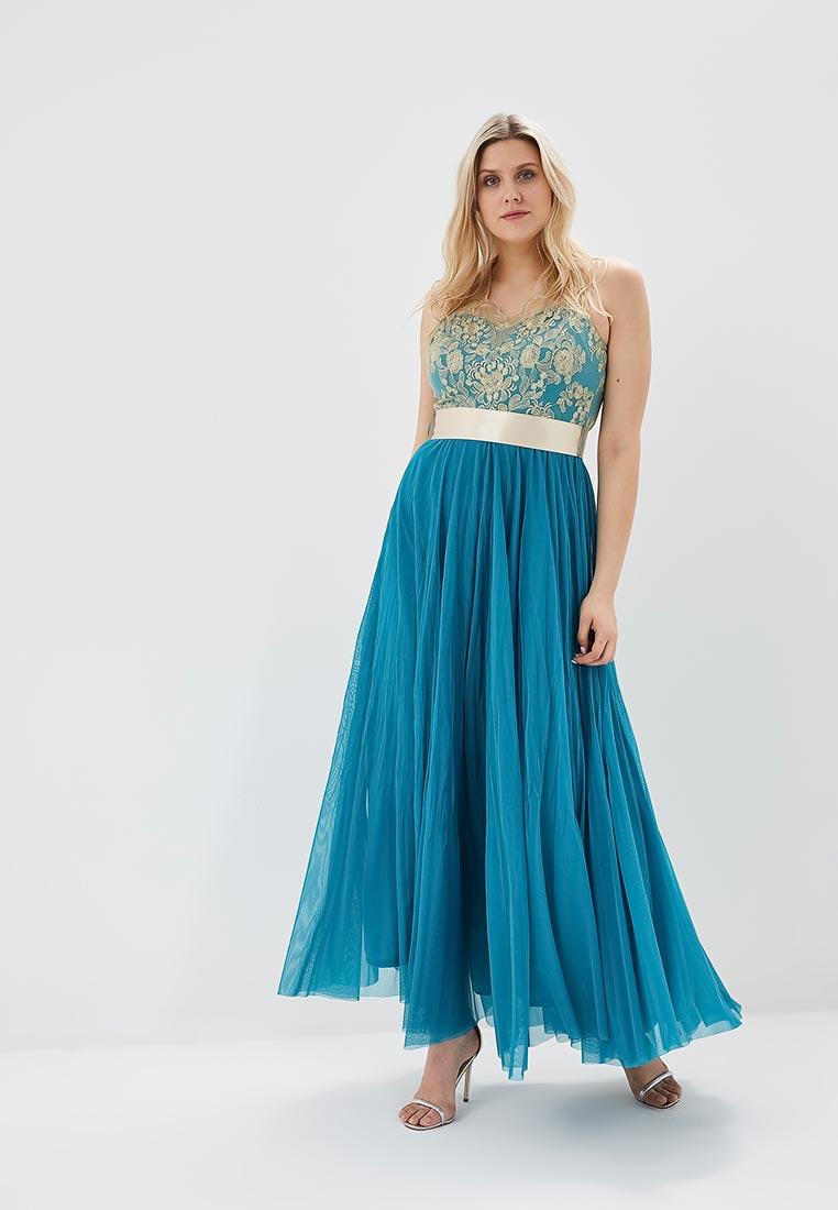 Вечернее / коктейльное платье Juana Jimenez 32776