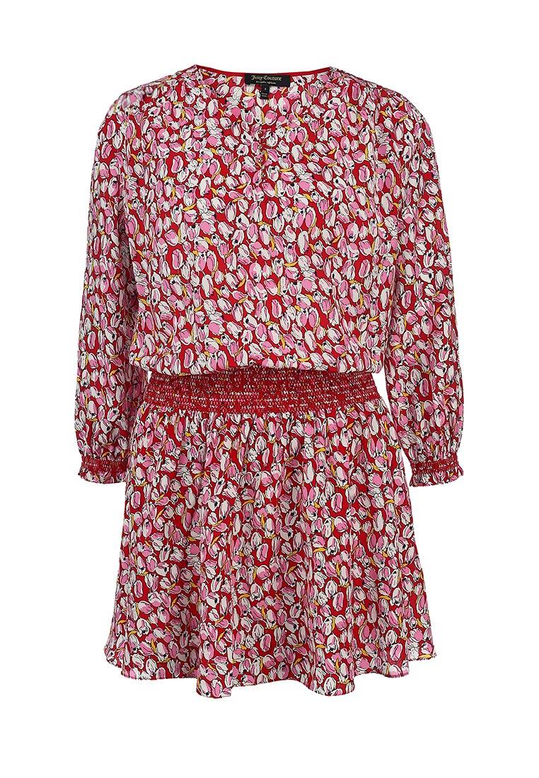 Повседневное платье Juicy Couture (Джуси Кутюр) JG009976/CTULI