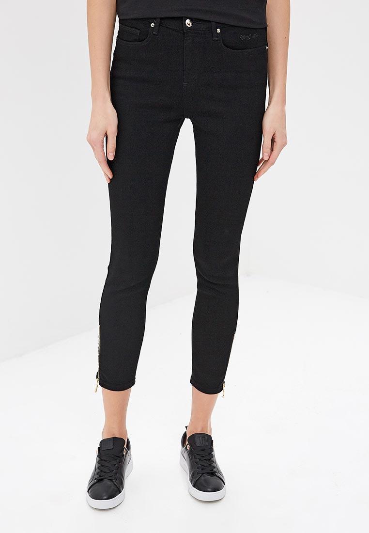 Зауженные джинсы Juicy Couture (Джуси Кутюр) WFWB191218