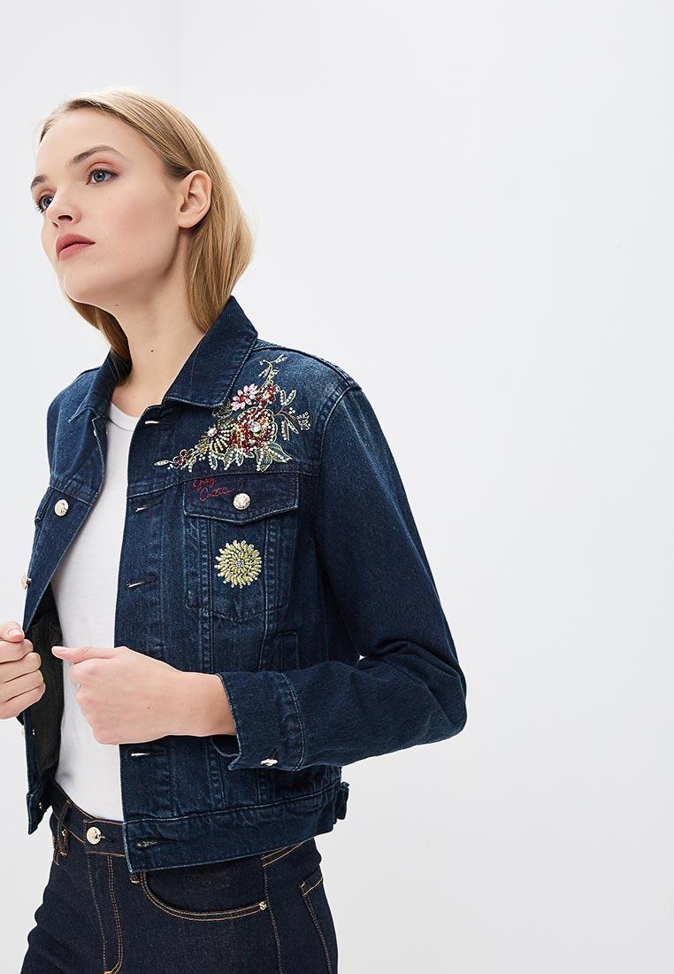 Джинсовая куртка Juicy Couture (Джуси Кутюр) WFWJ188328