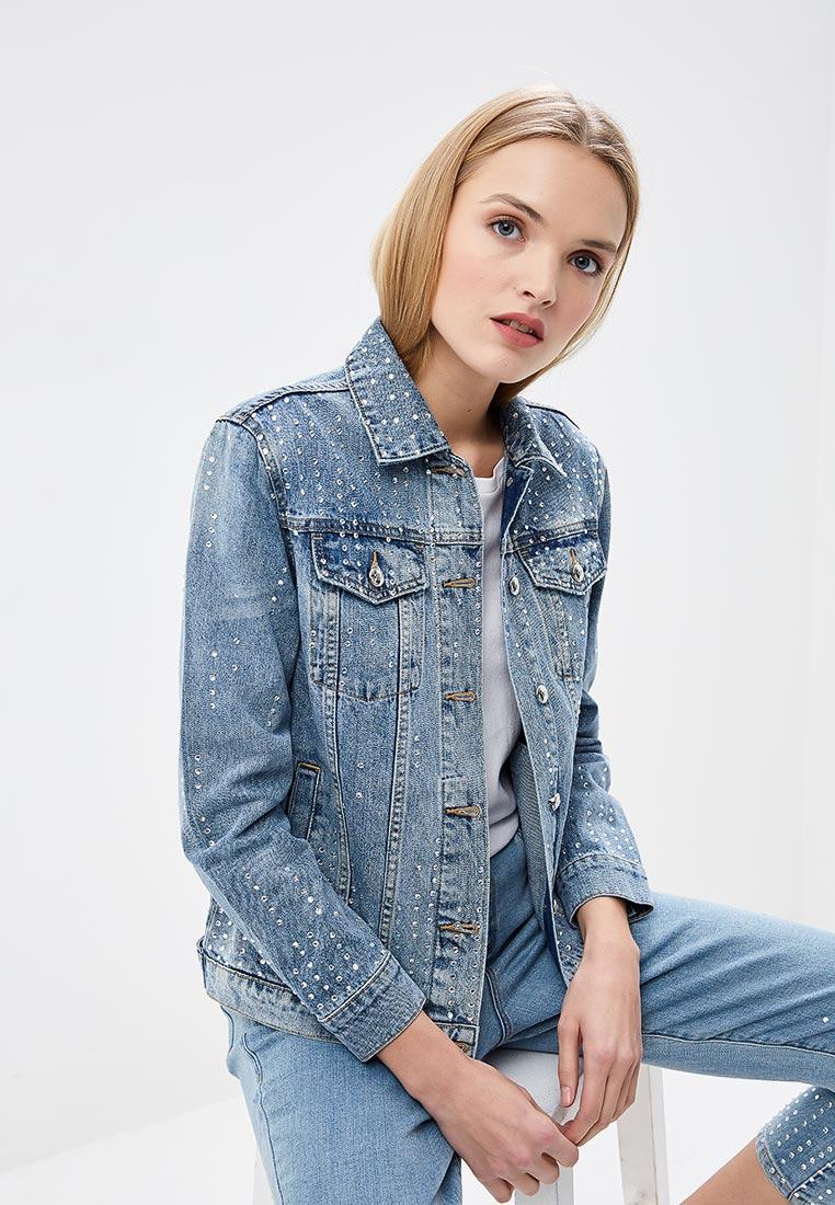 Джинсовая куртка Juicy Couture (Джуси Кутюр) WFWJ190250