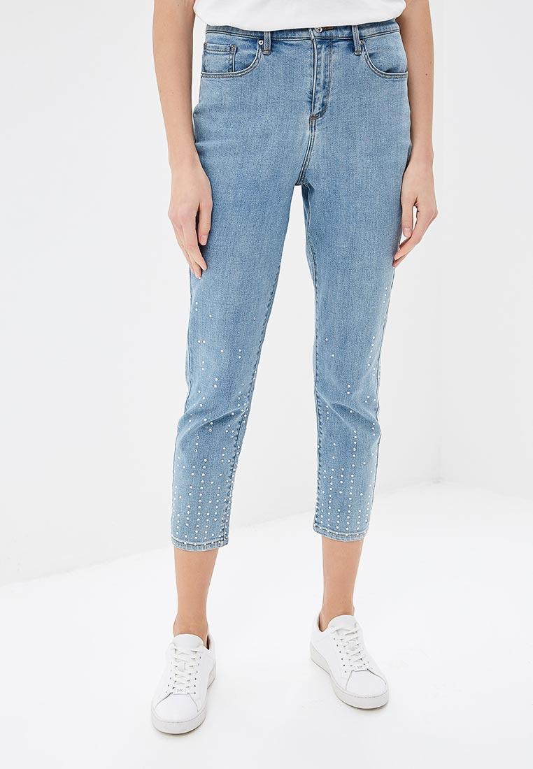 Зауженные джинсы Juicy Couture (Джуси Кутюр) WFWB190446