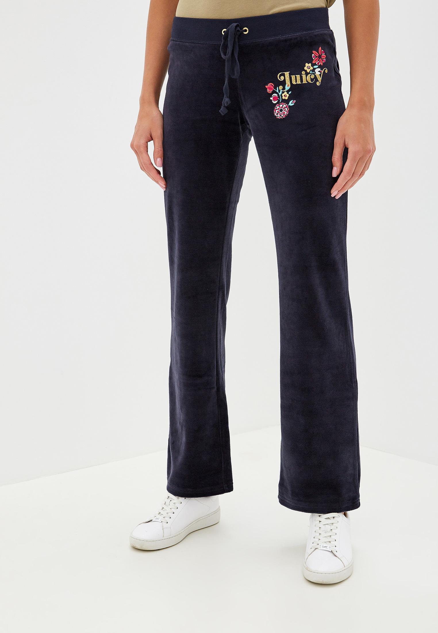 Женские спортивные брюки Juicy Couture (Джуси Кутюр) WTKB210942