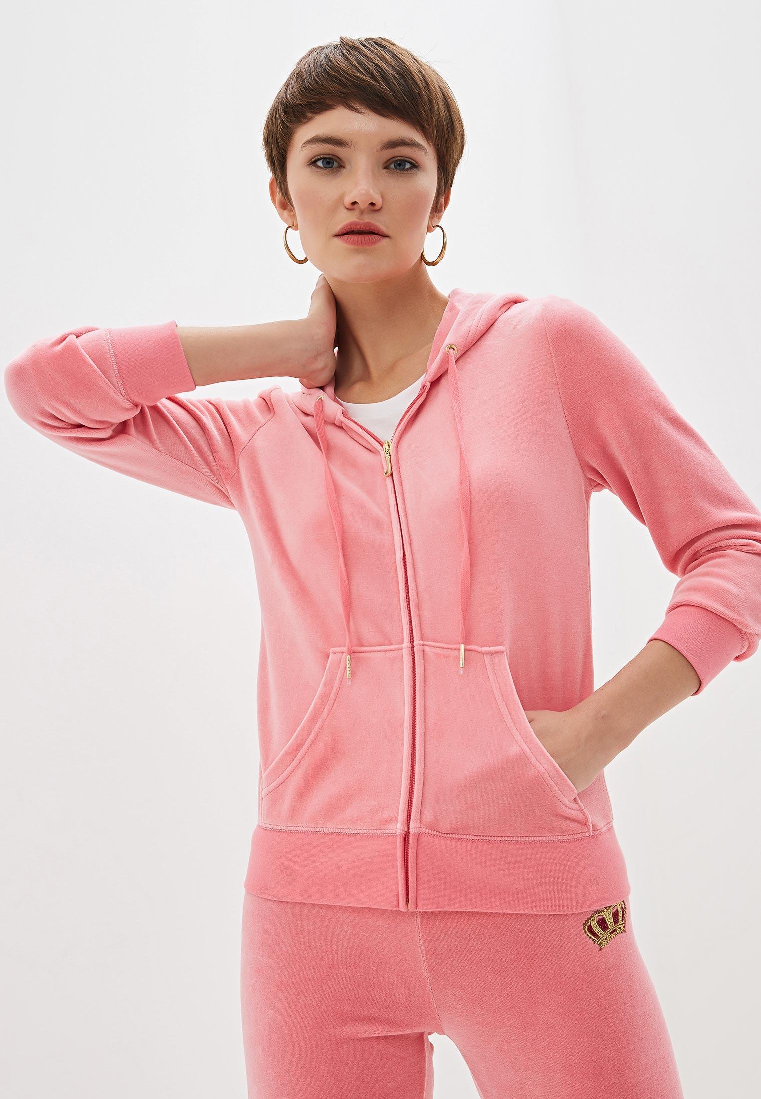 Толстовка Juicy Couture (Джуси Кутюр) WTKJ236796