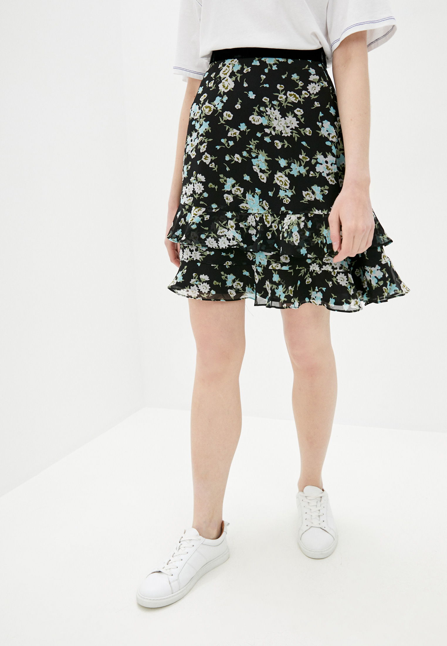 Широкая юбка Juicy Couture (Джуси Кутюр) WFWB161006