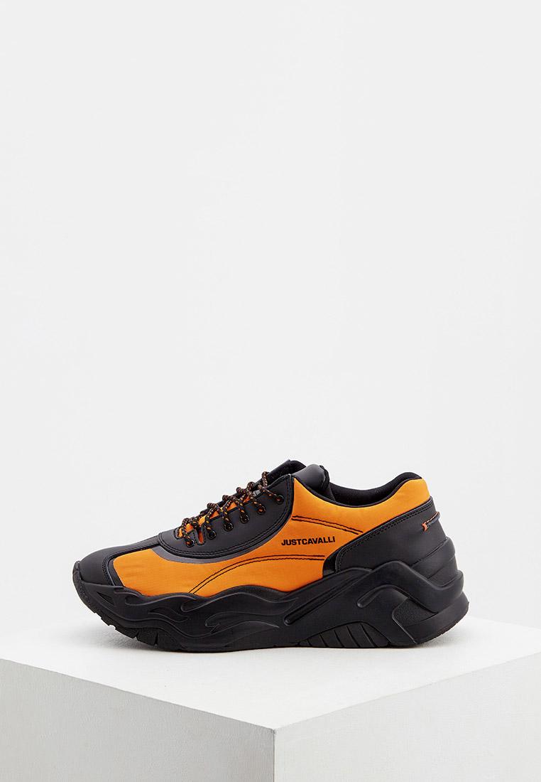 Мужские кроссовки Just Cavalli (Джаст Кавалли) s08ws0160p3447