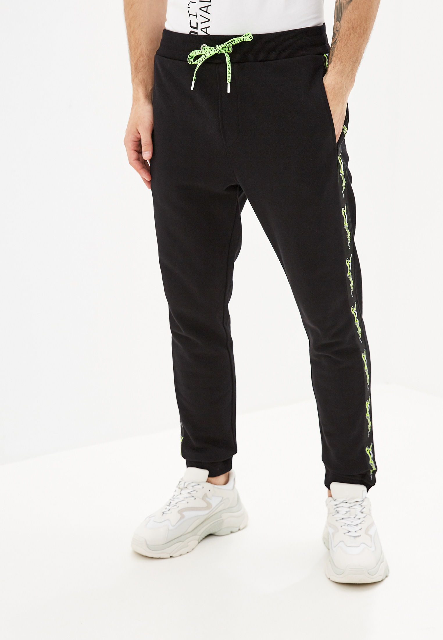 Мужские спортивные брюки Just Cavalli s03ka0196