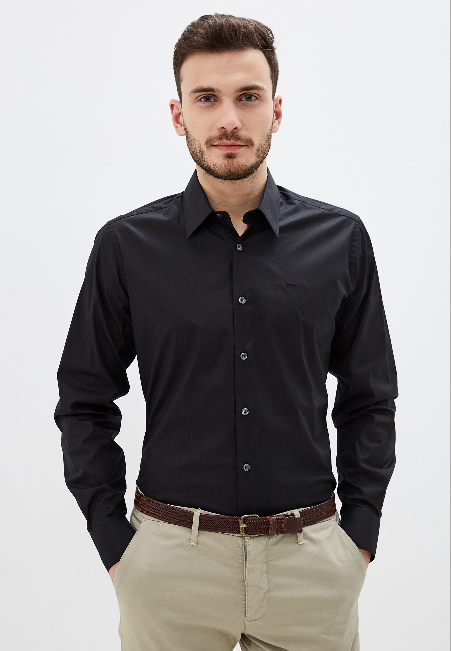 Рубашка с длинным рукавом Just Cavalli (Джаст Кавалли) S03DL0187