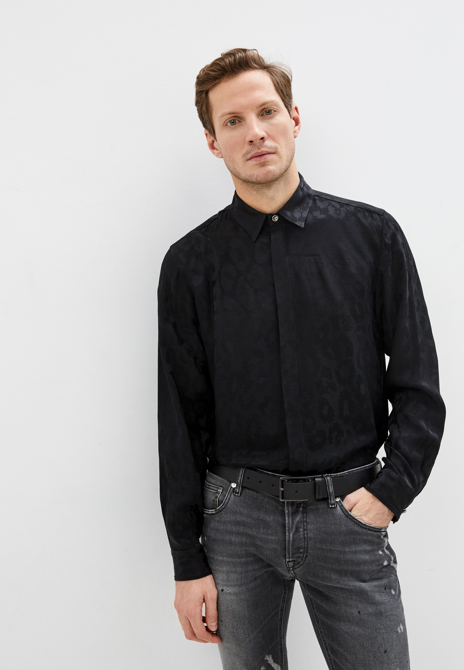 Рубашка с длинным рукавом Just Cavalli (Джаст Кавалли) s01dl0251