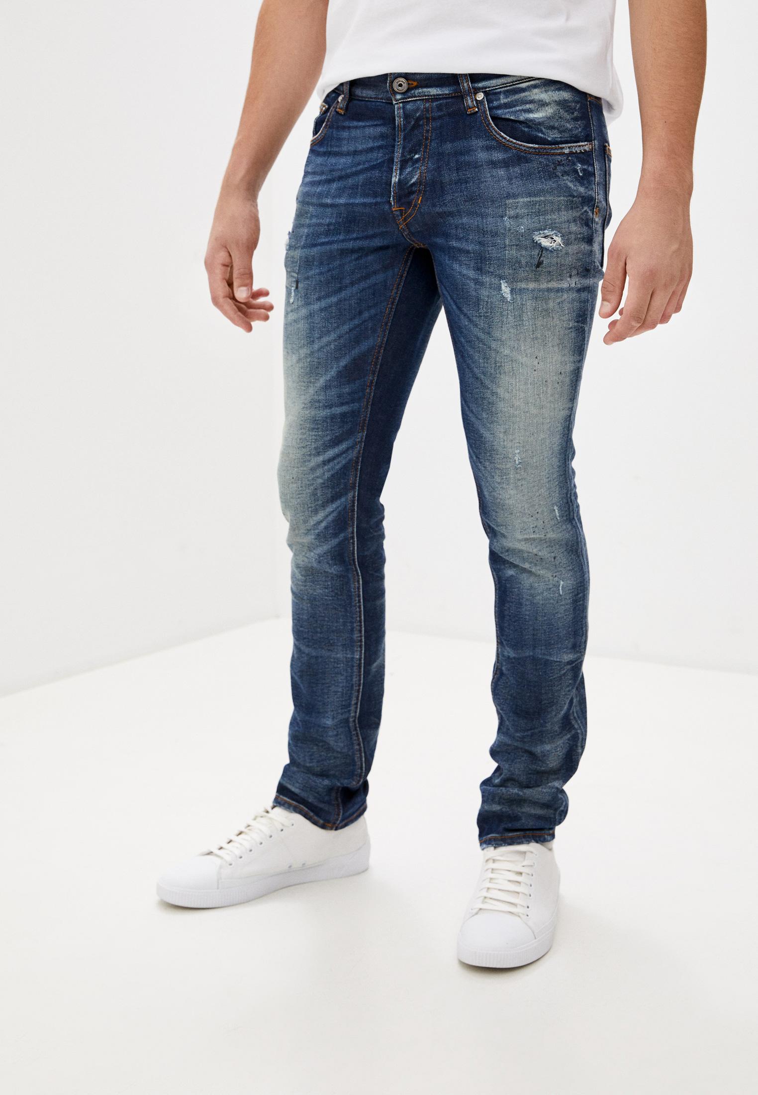 Мужские зауженные джинсы Just Cavalli (Джаст Кавалли) s03la0124N31847