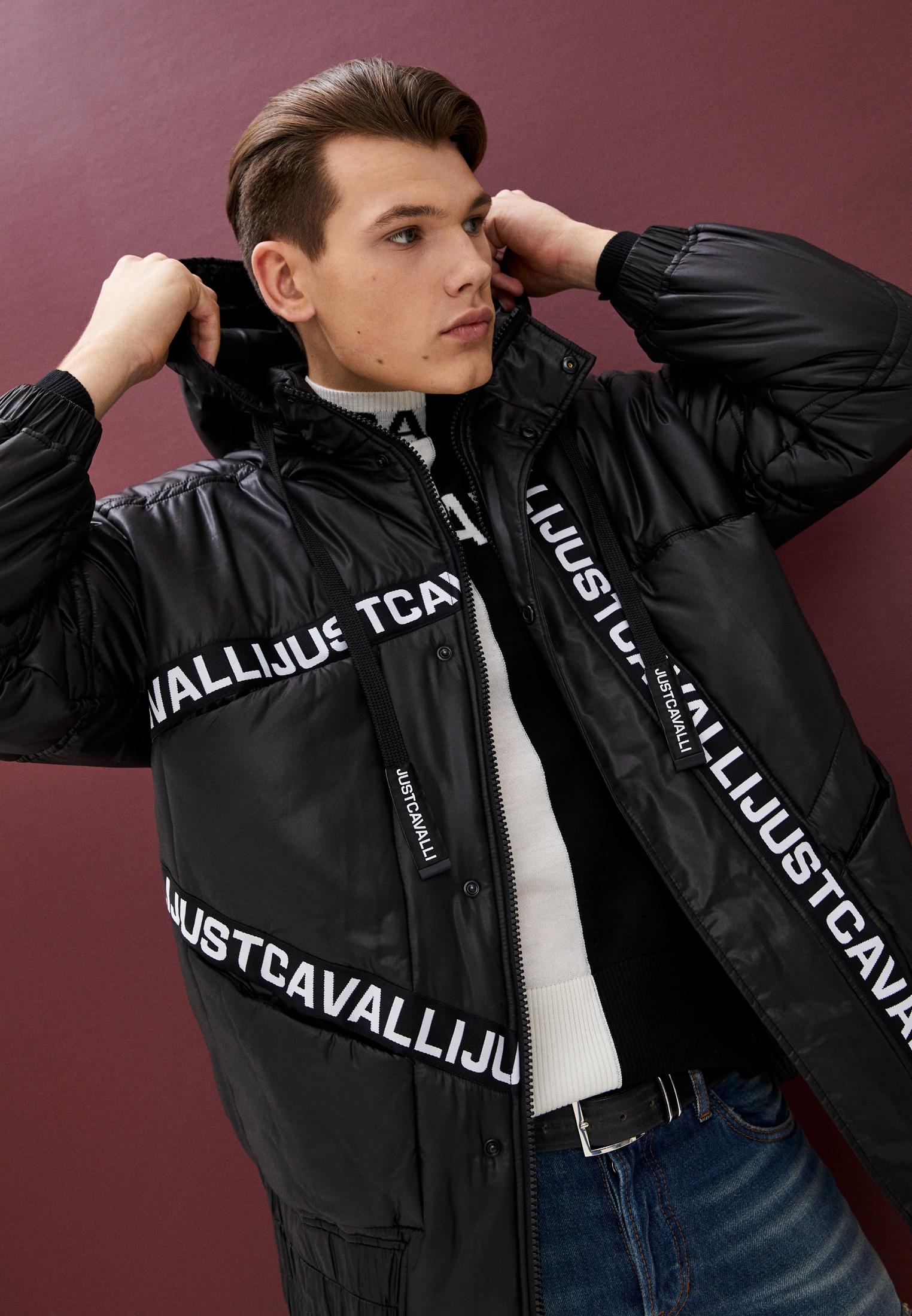 Куртка Just Cavalli (Джаст Кавалли) s01am0330n39530: изображение 2
