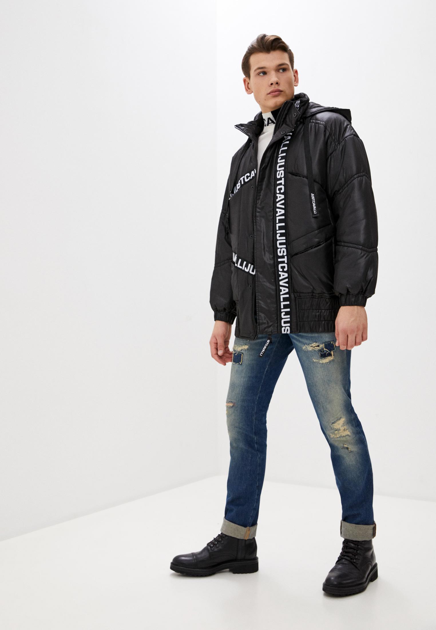 Куртка Just Cavalli (Джаст Кавалли) s01am0330n39530: изображение 3
