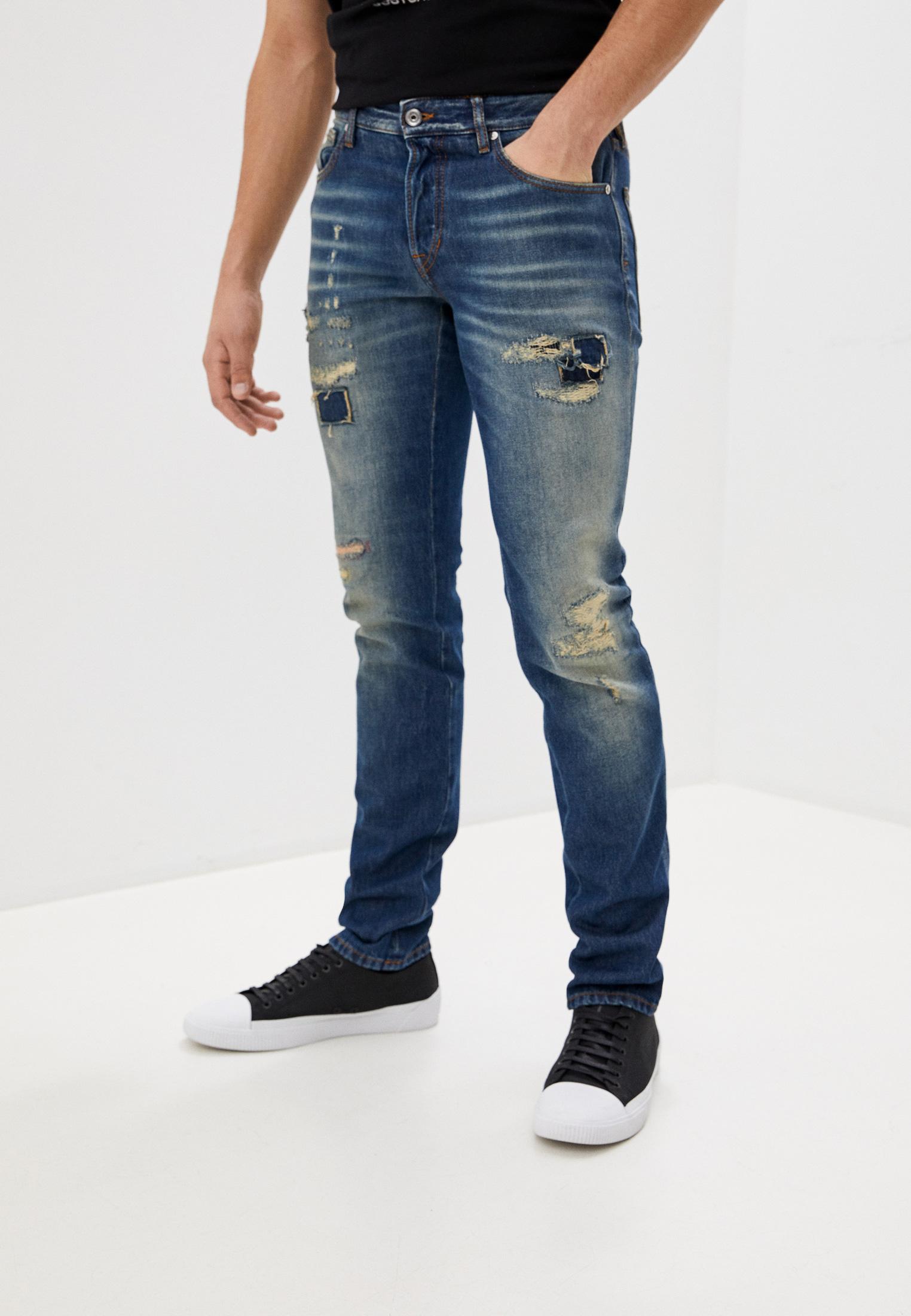 Зауженные джинсы Just Cavalli (Джаст Кавалли) s01la0124n31816