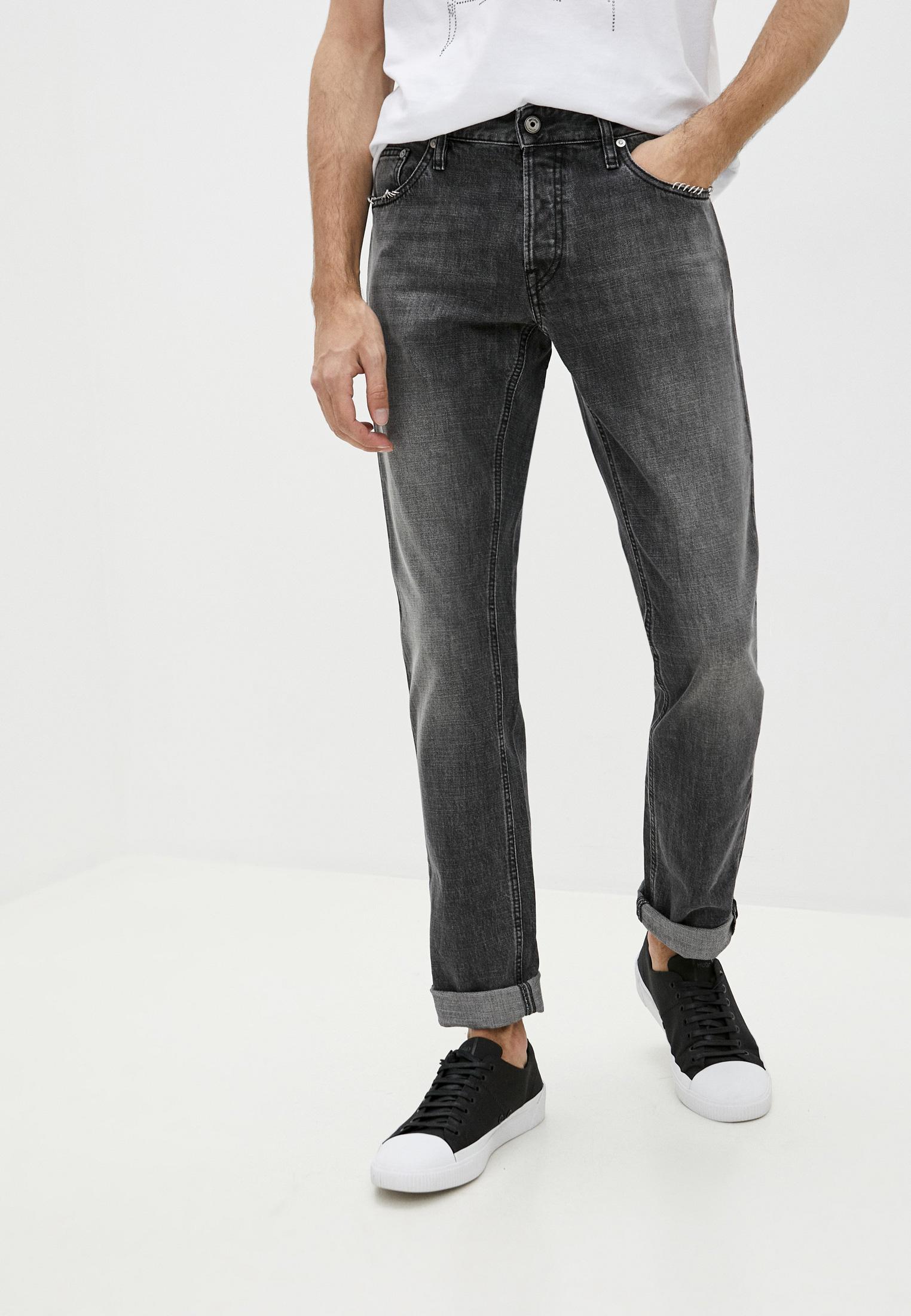 Мужские зауженные джинсы Just Cavalli (Джаст Кавалли) S01LA0091 N31677