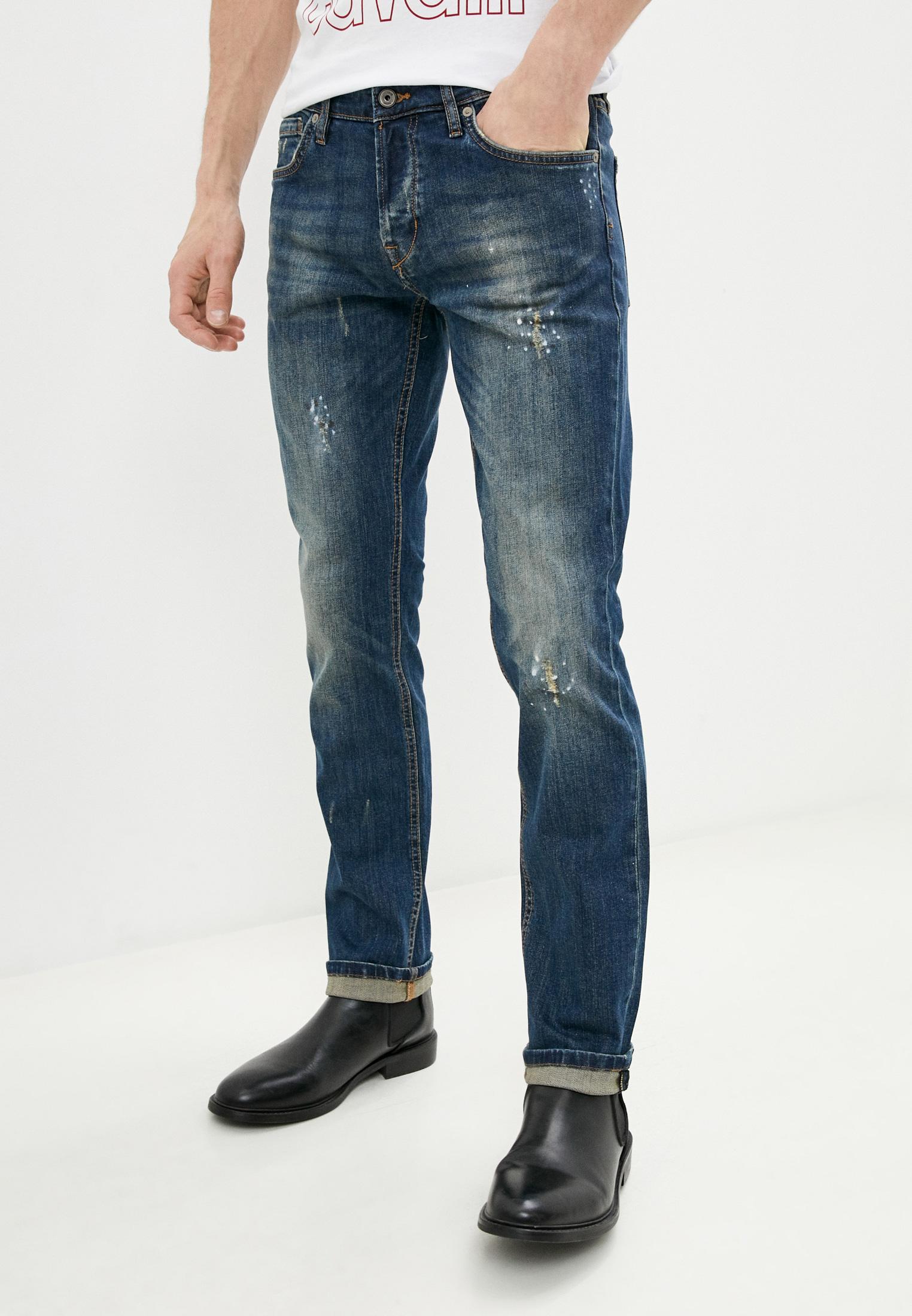 Мужские зауженные джинсы Just Cavalli (Джаст Кавалли) S03LA0064N31321