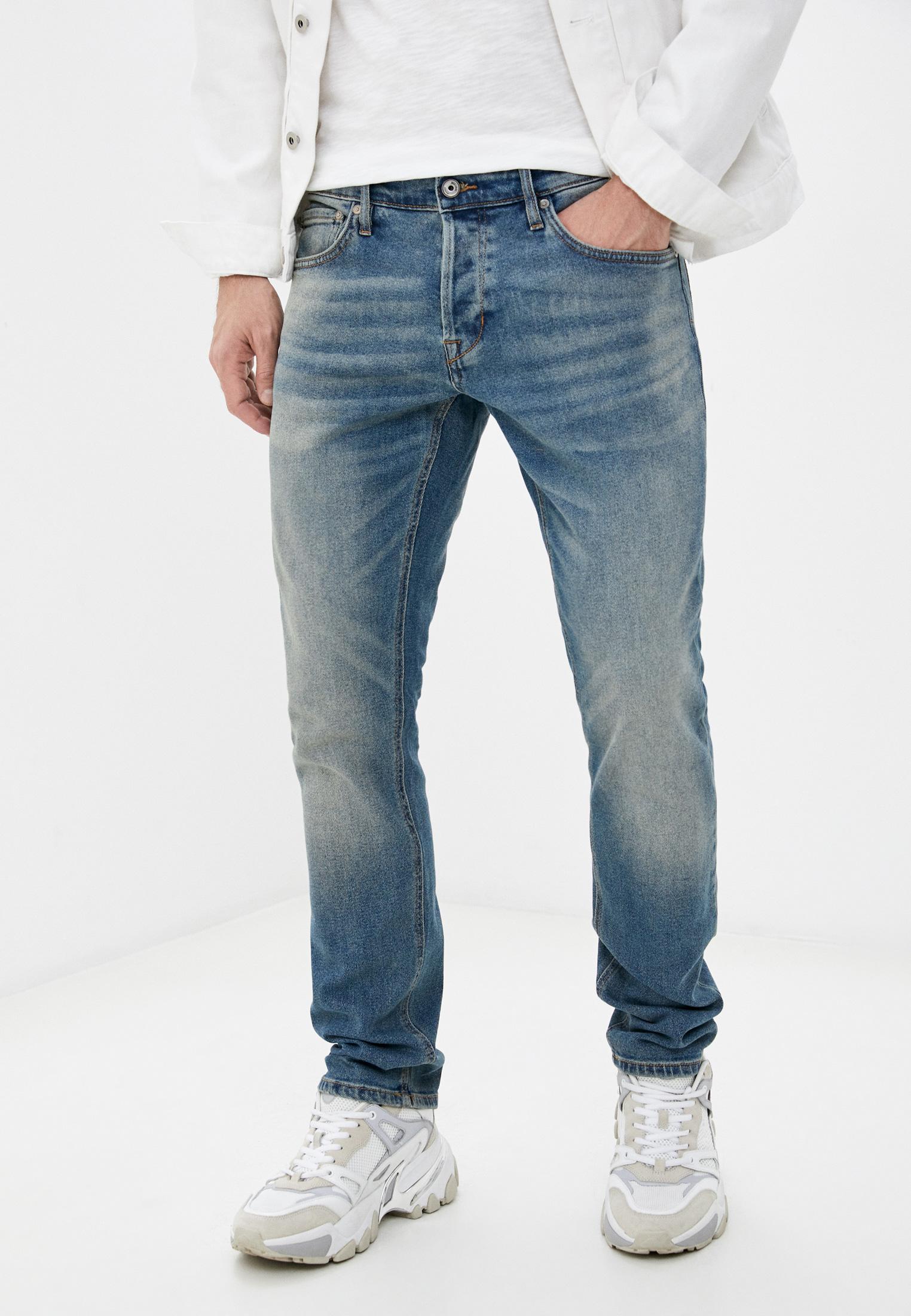 Мужские зауженные джинсы Just Cavalli (Джаст Кавалли) S03LA0071N31506