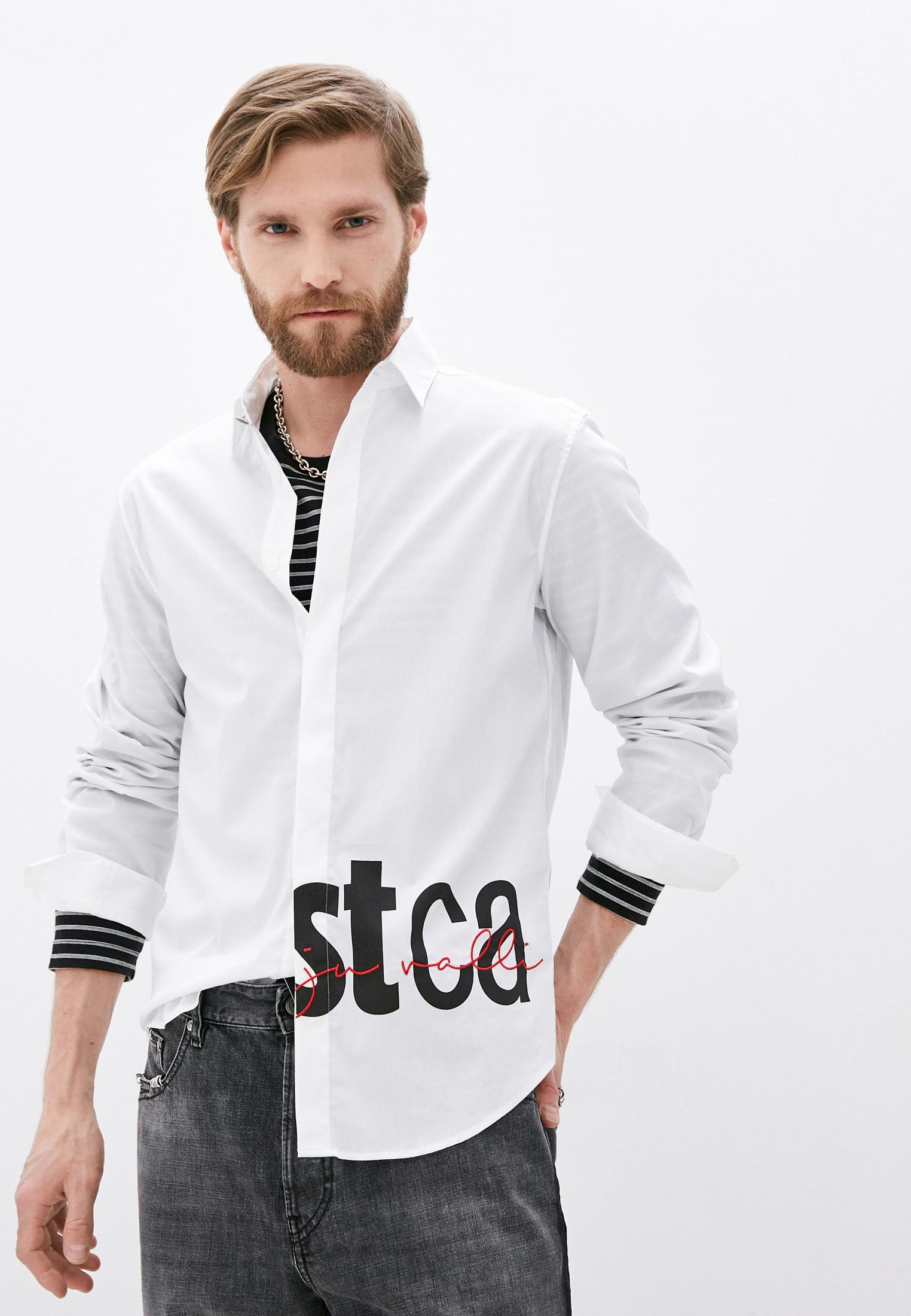 Рубашка с длинным рукавом Just Cavalli (Джаст Кавалли) S01DL0222N38909