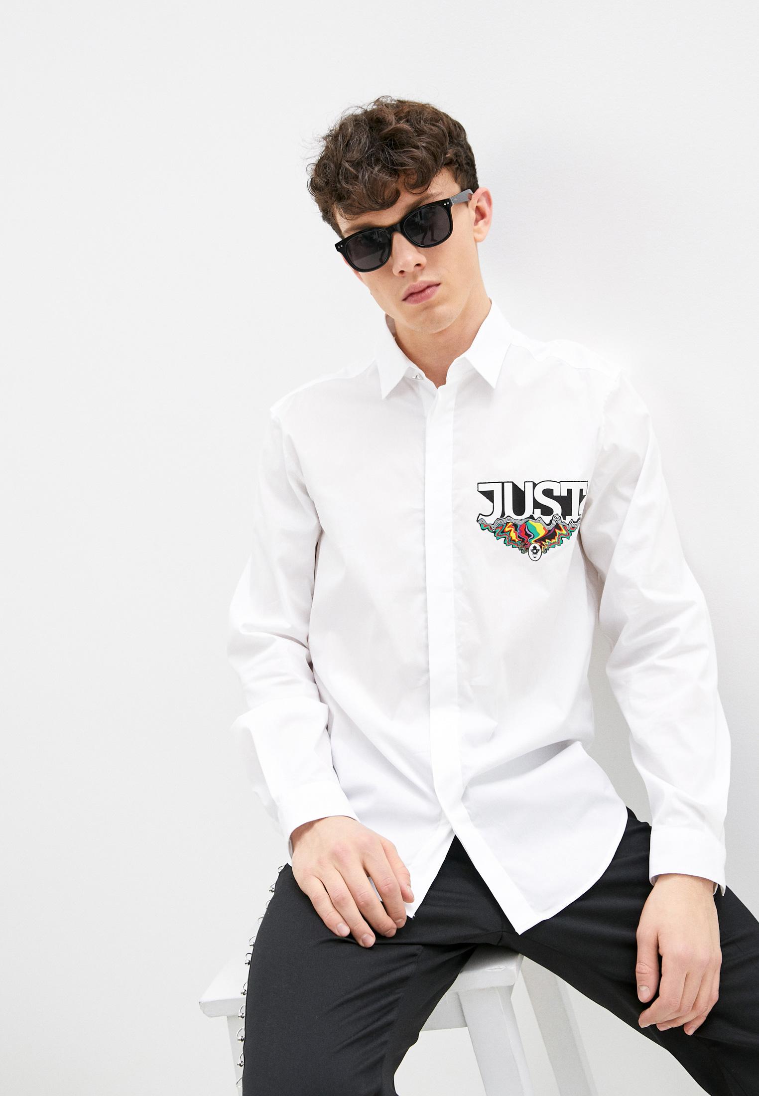 Рубашка с длинным рукавом Just Cavalli (Джаст Кавалли) S01DL0227N38909