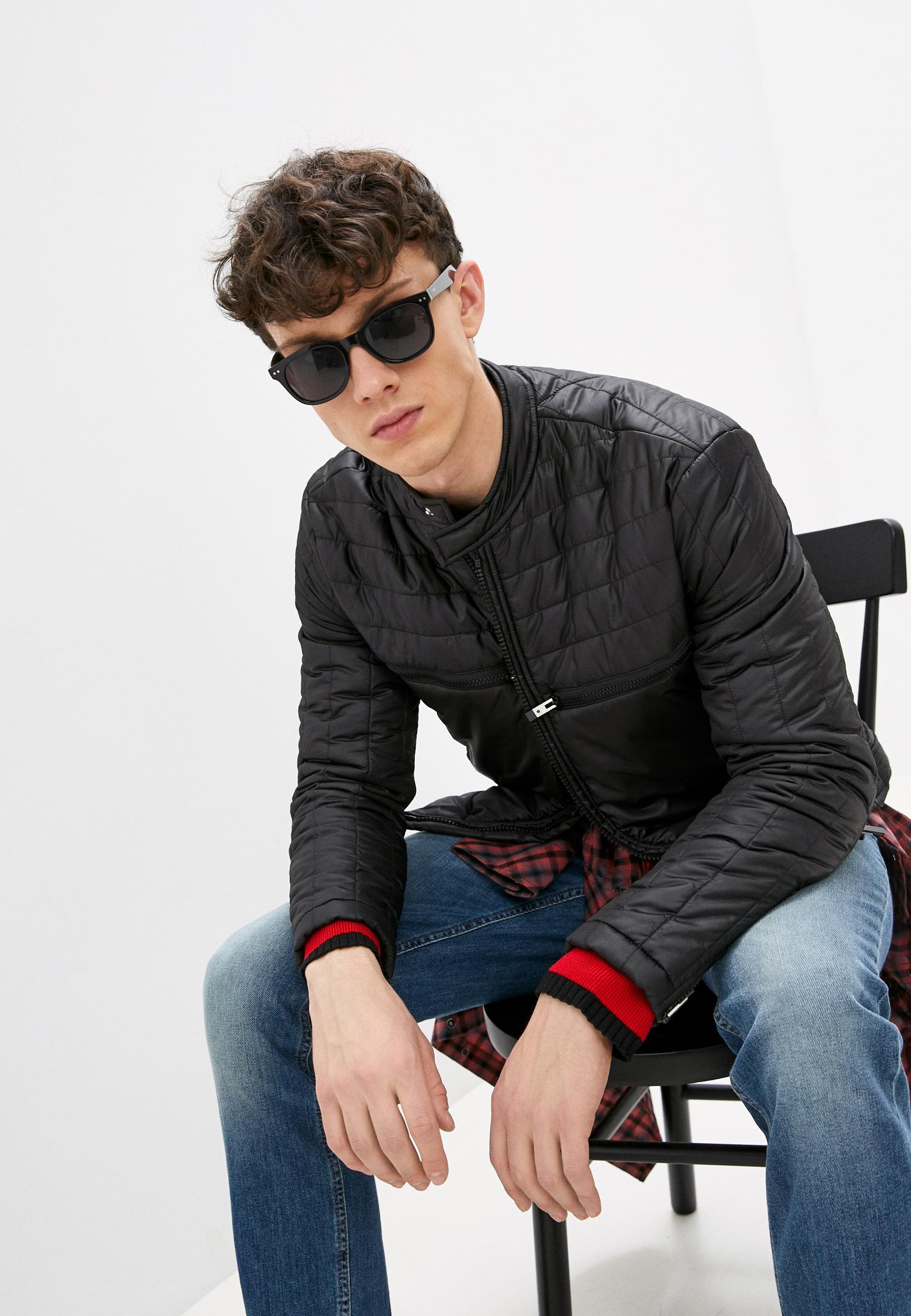 Мужская куртка Just Cavalli (Джаст Кавалли) S03AM0286N39378