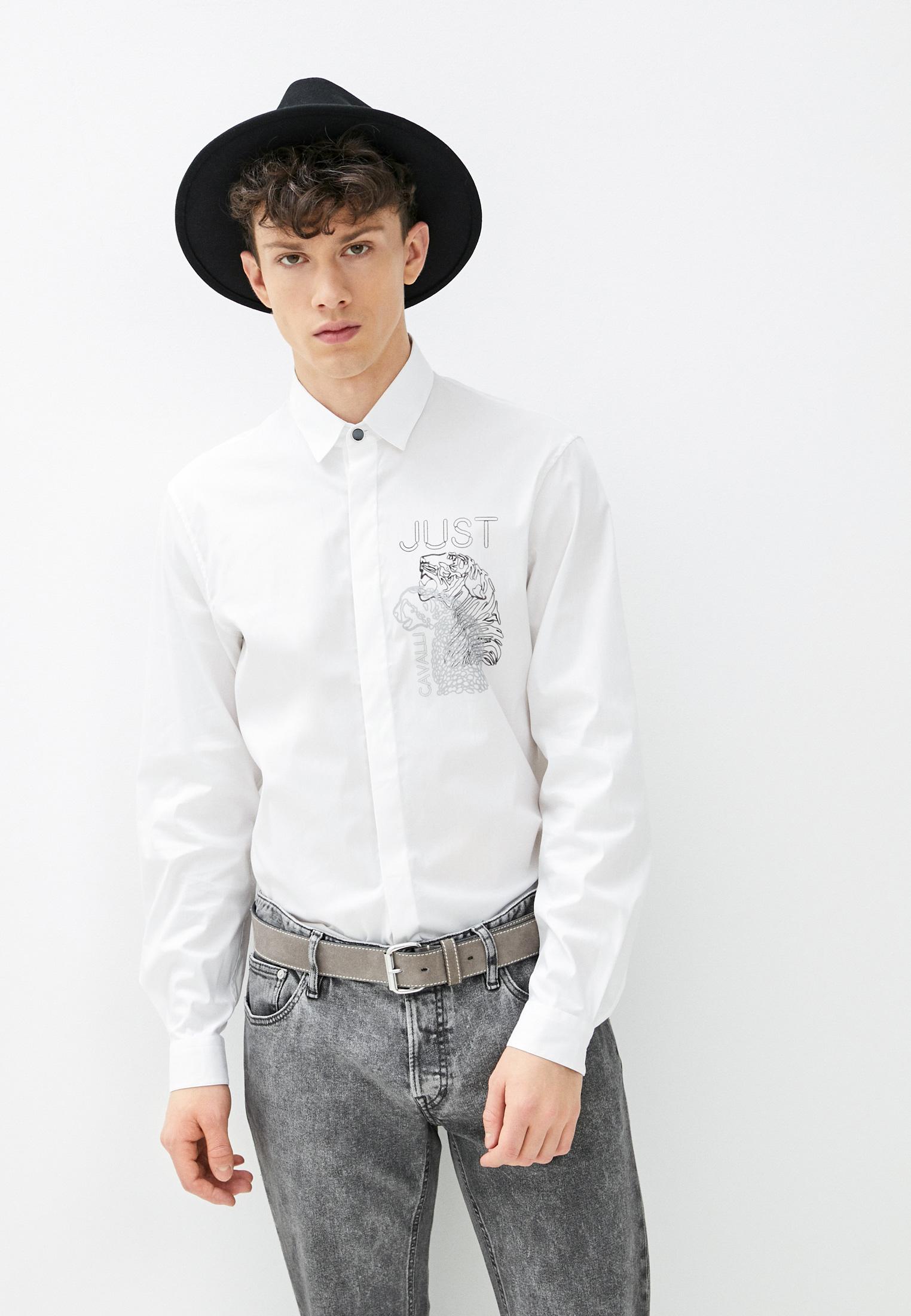 Рубашка с длинным рукавом Just Cavalli (Джаст Кавалли) S03DL0246N38909