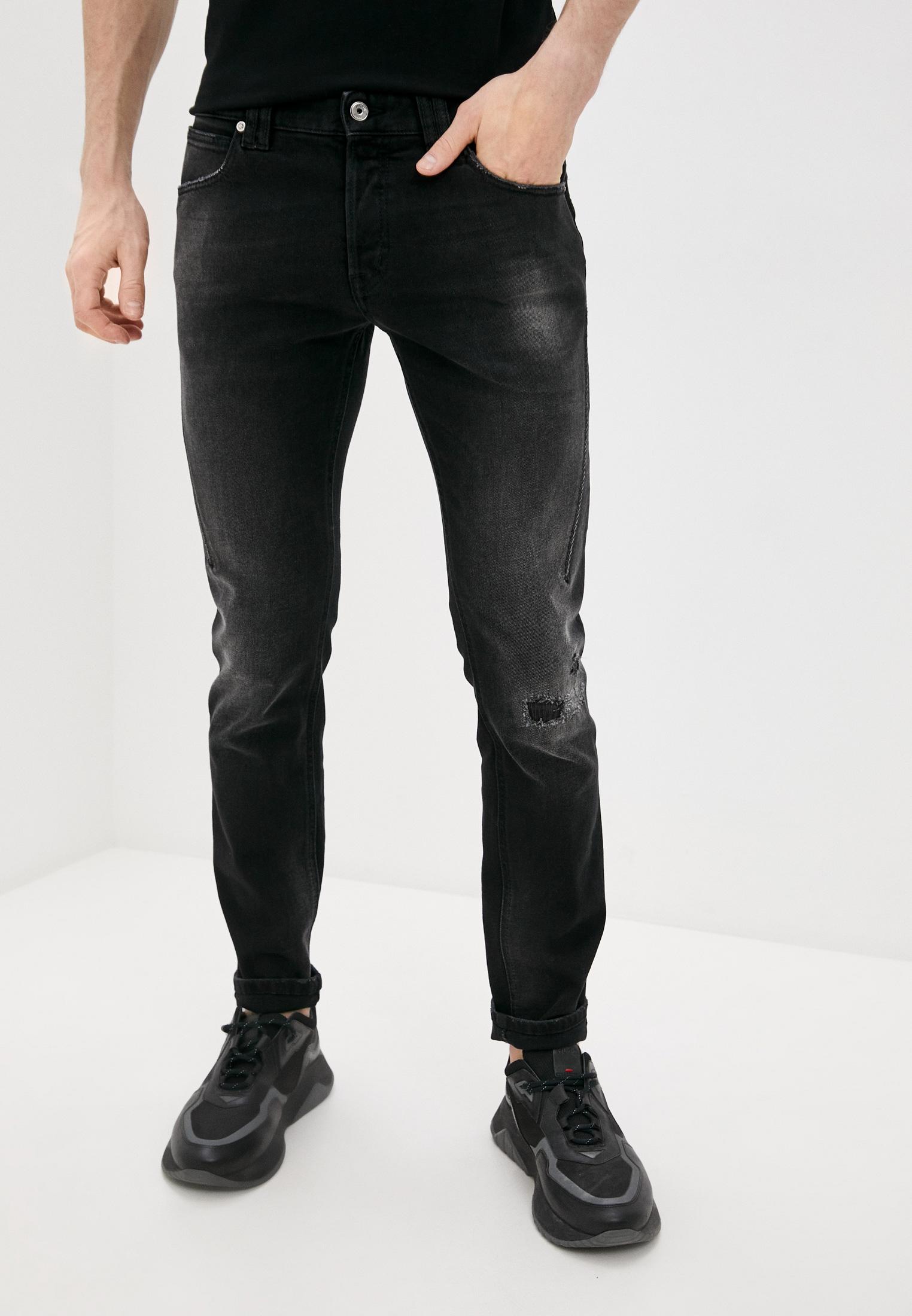 Мужские зауженные джинсы Just Cavalli (Джаст Кавалли) S01LA0139N31874