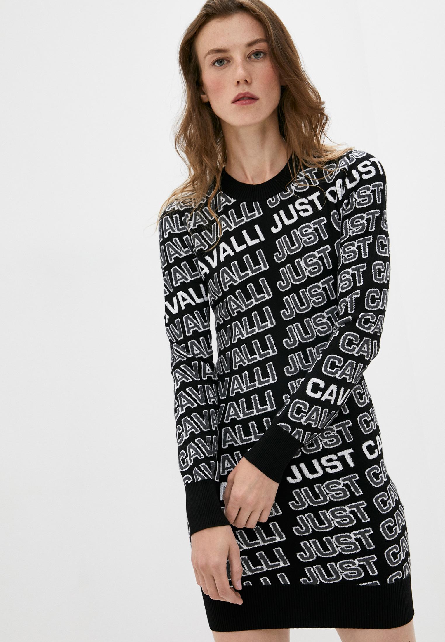 Вязаное платье Just Cavalli (Джаст Кавалли) Платье Just Cavalli