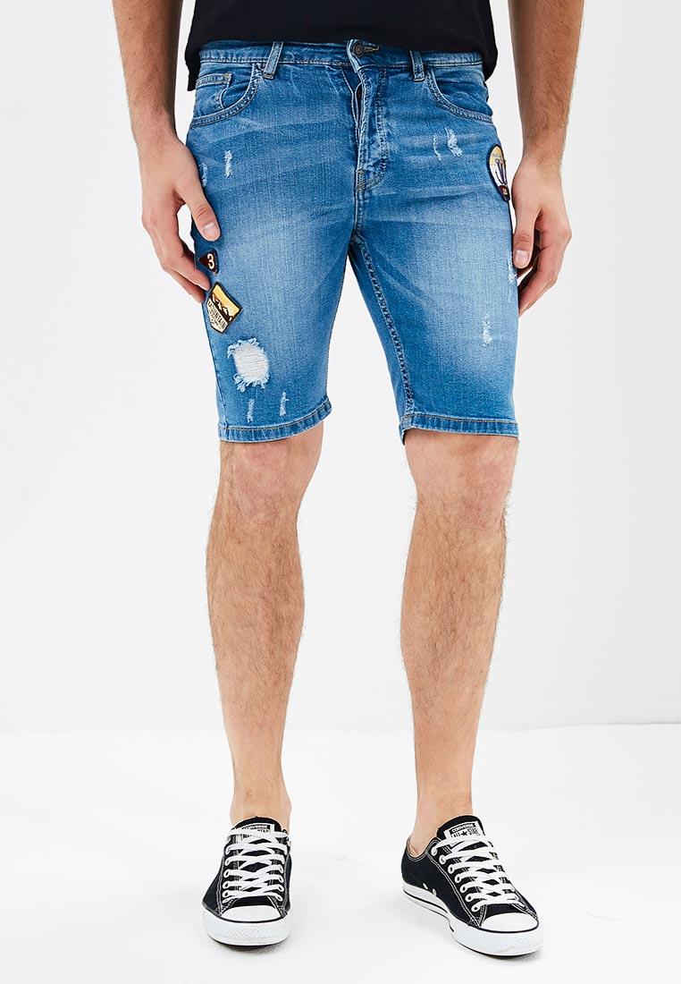 Мужские джинсовые шорты Jvz 2672001