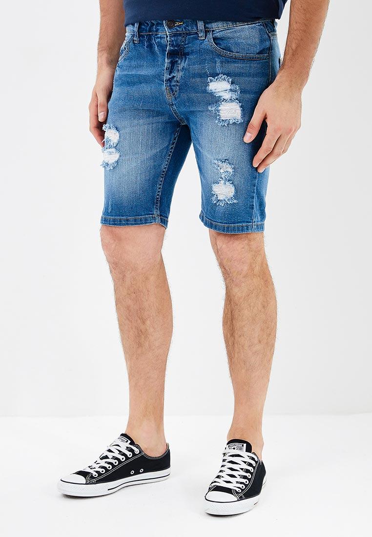 Мужские джинсовые шорты Jvz 2672004