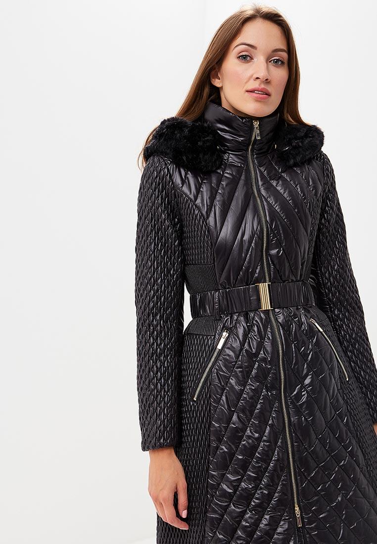 Джинсовая куртка Karen Millen (Карен Миллен) CD018_BLACK_AW18