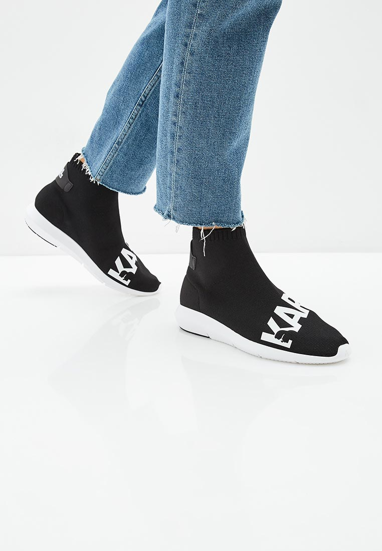 Женские кроссовки Karl Lagerfeld kl61140