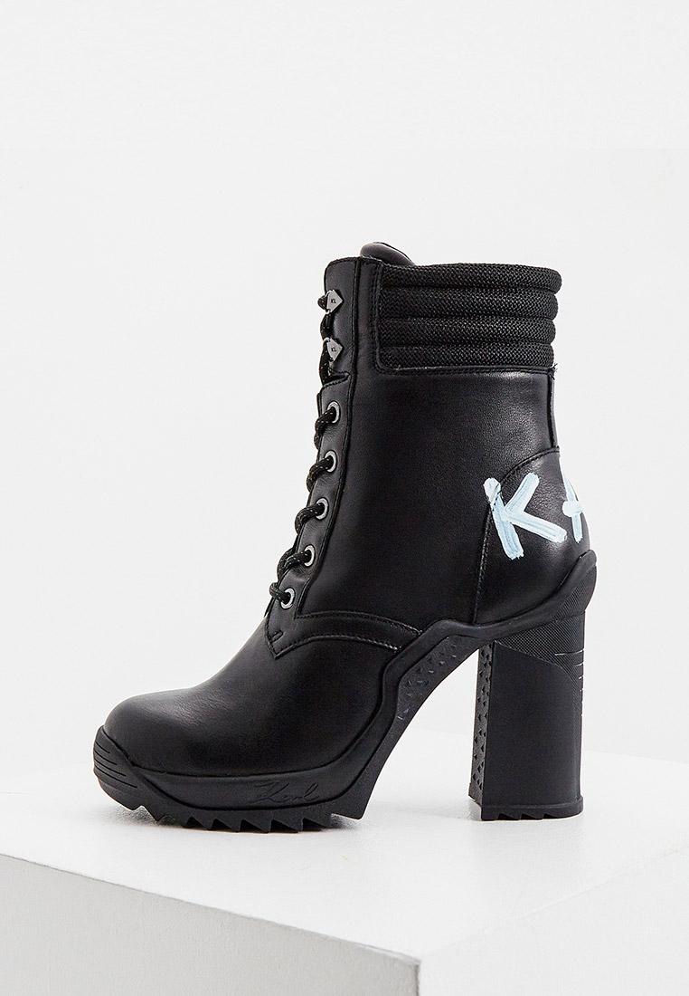 Женские ботильоны Karl Lagerfeld KL30156