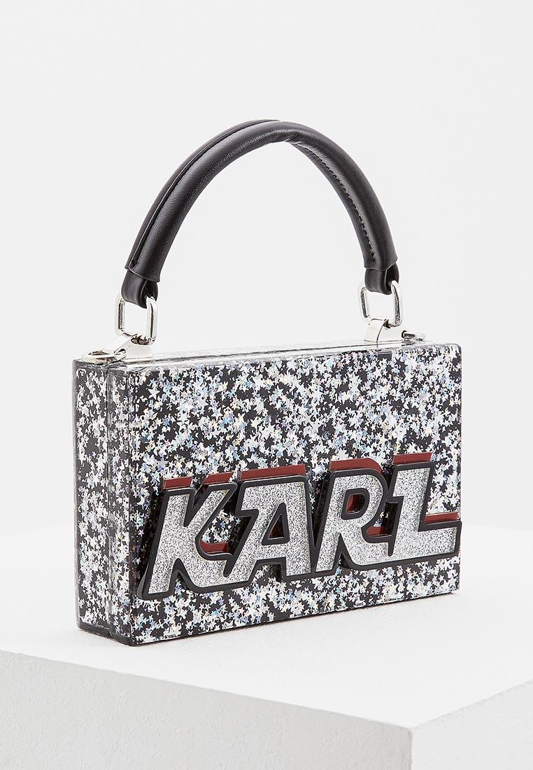 Клатч Karl Lagerfeld 86kw3112