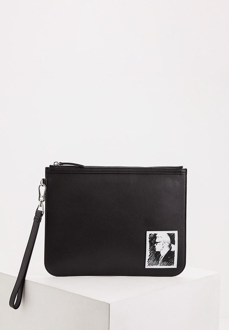 Клатч Karl Lagerfeld 100W3201