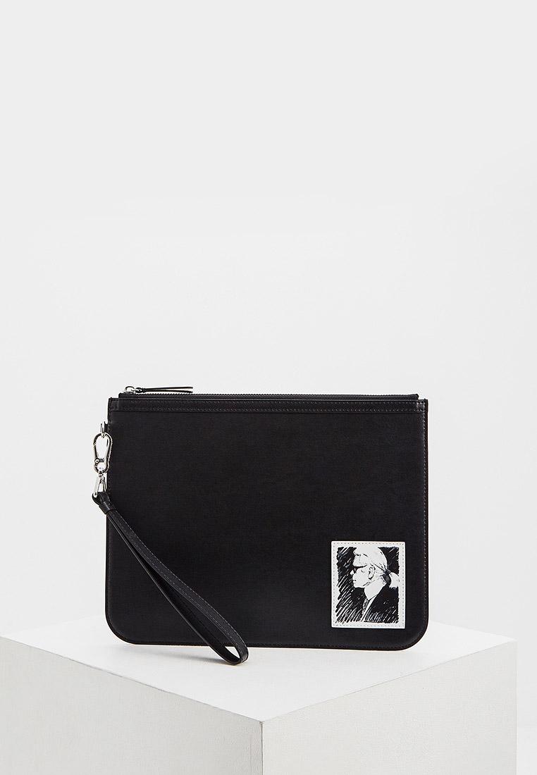 Клатч Karl Lagerfeld 200W3206