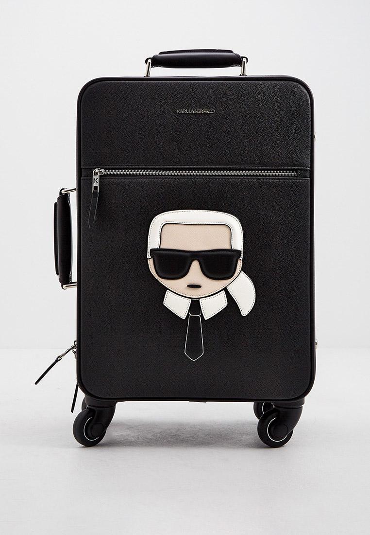 Дорожная сумка Karl Lagerfeld Чемодан Karl Lagerfeld