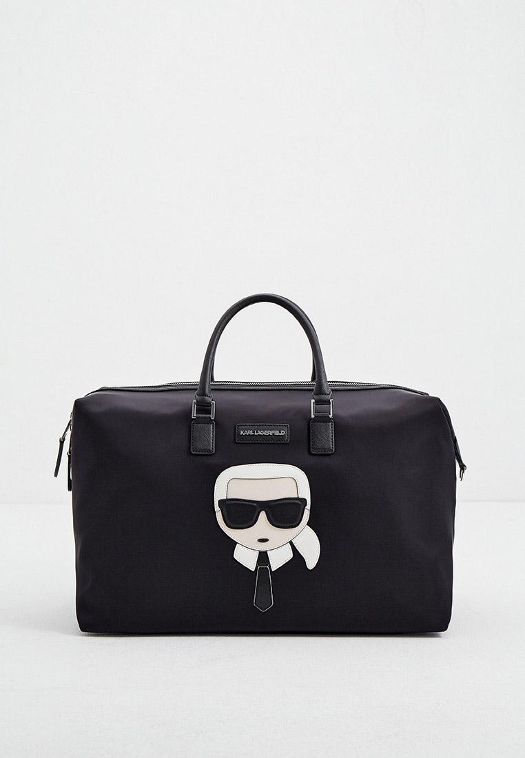 Дорожная сумка Karl Lagerfeld Сумка дорожная Karl Lagerfeld