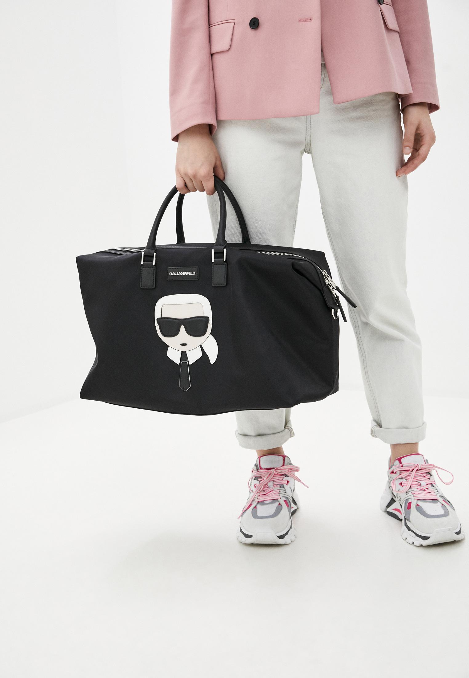 Дорожная сумка Karl Lagerfeld 205W3013: изображение 7