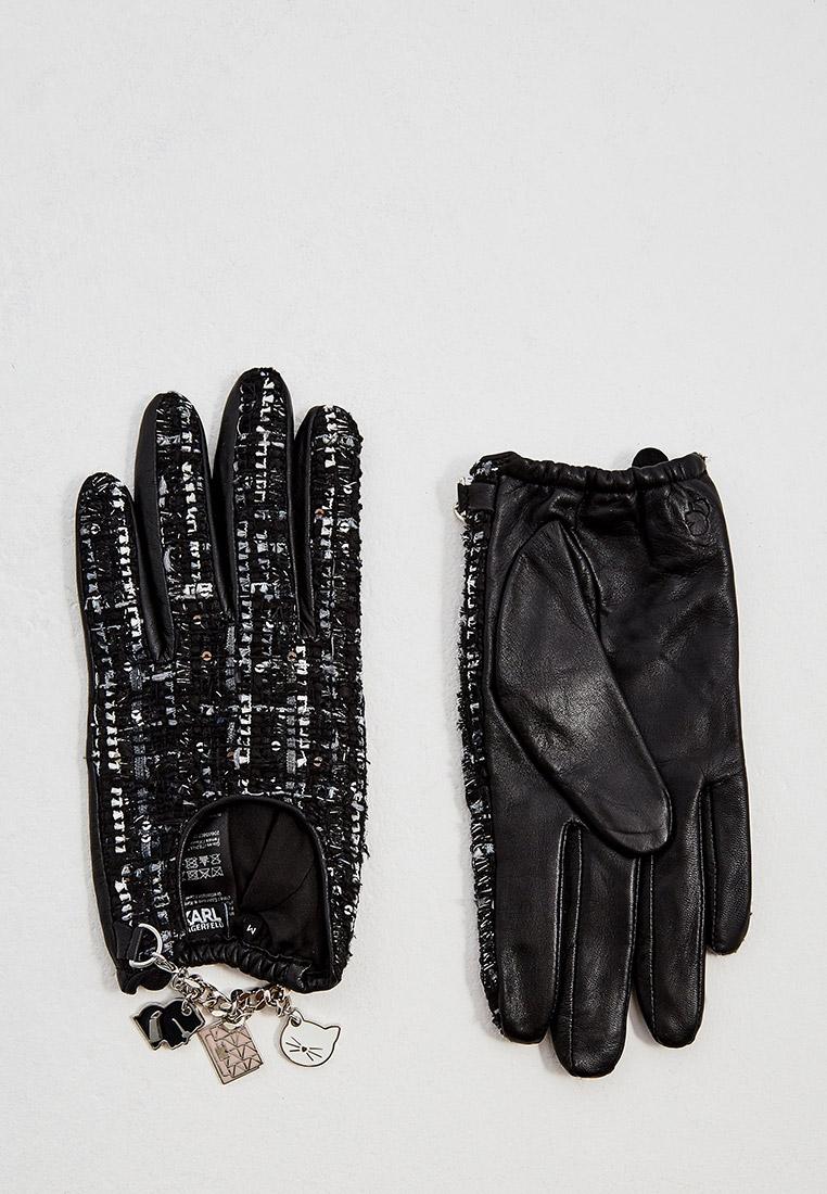 Женские перчатки Karl Lagerfeld 206W3607