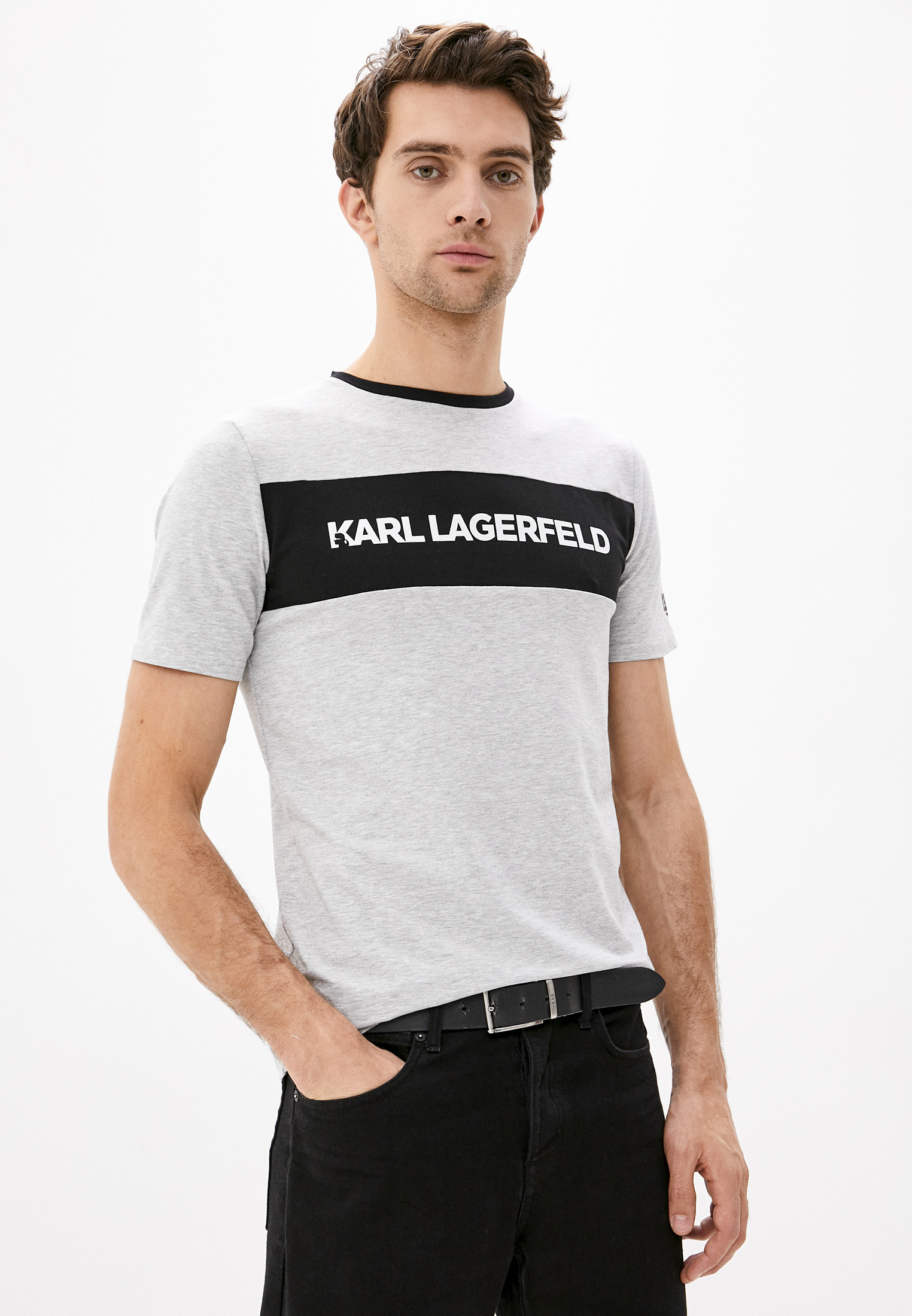 Футболка Karl Lagerfeld KL18TS02