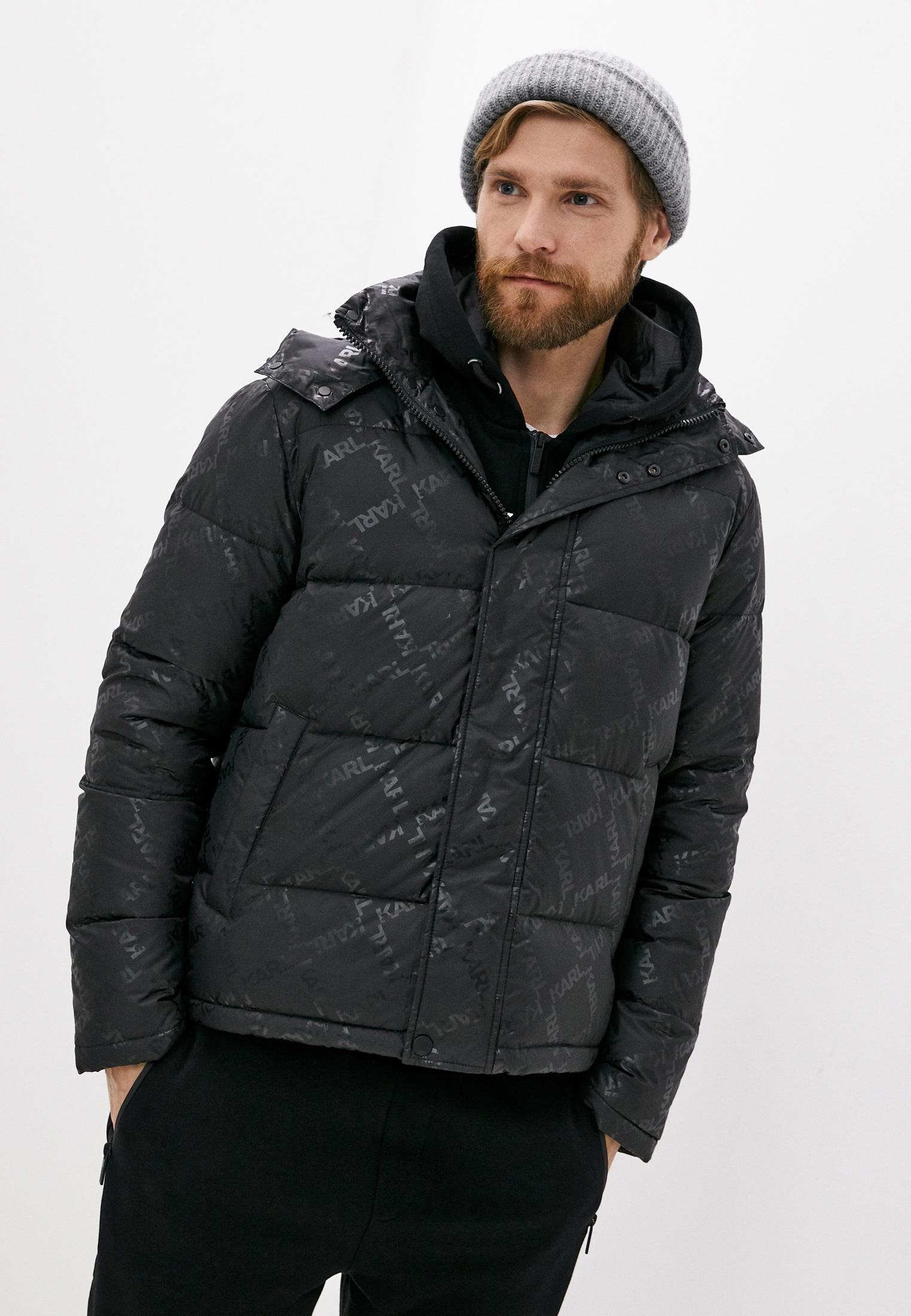 Пуховик Karl Lagerfeld (Карл Лагерфельд) 505016-502512