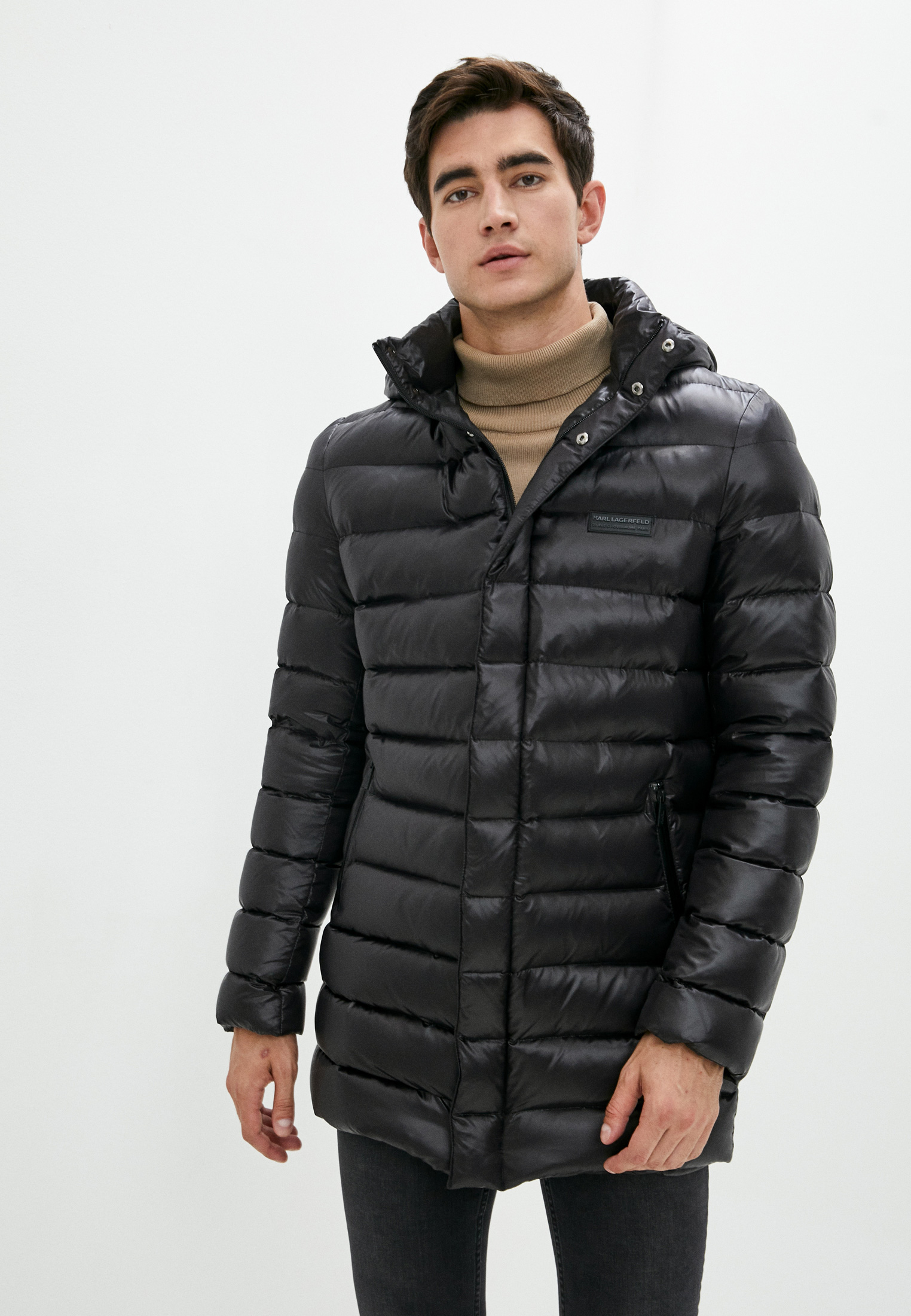Утепленная куртка Karl Lagerfeld 505081-502582