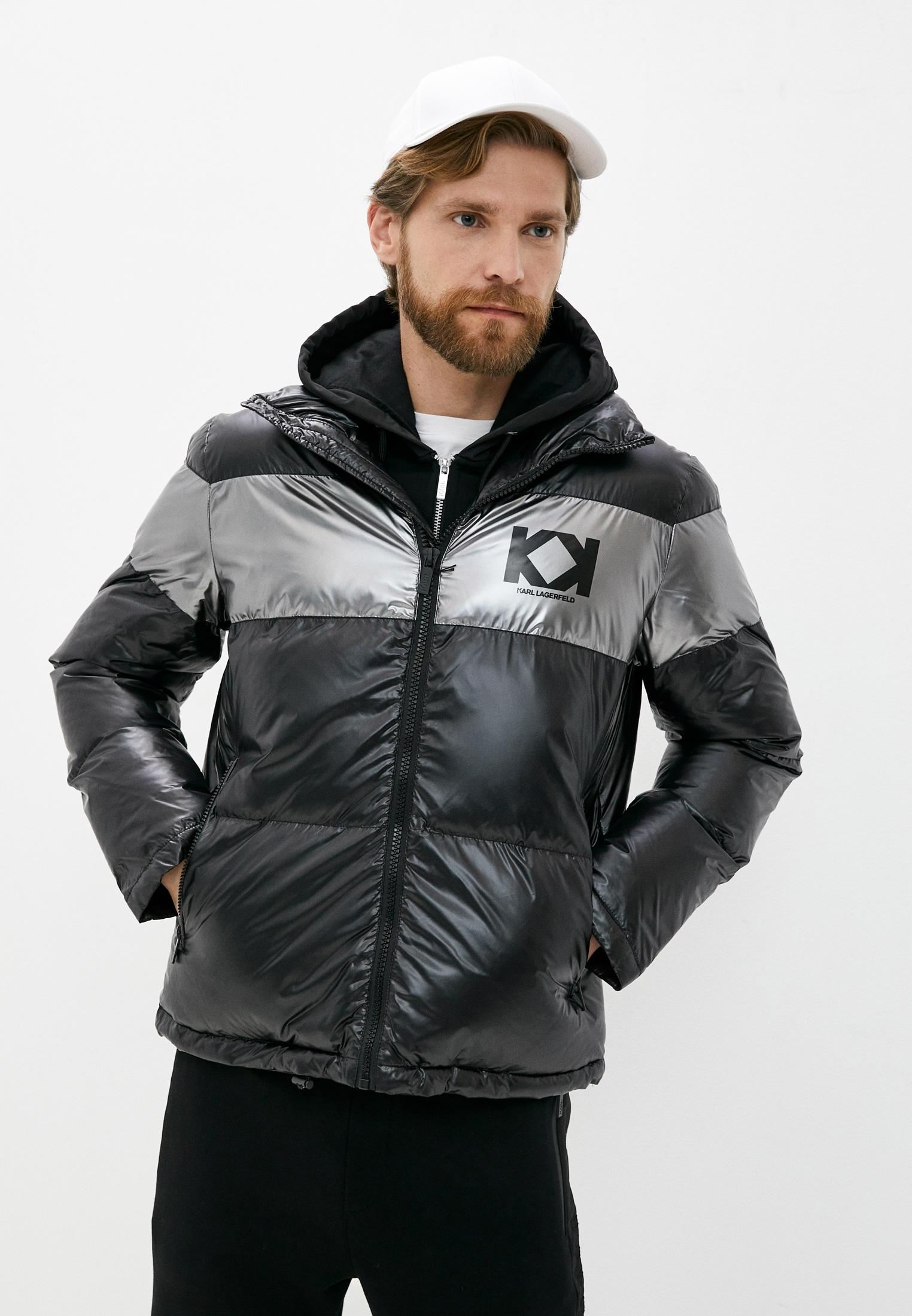 Мужская куртка Karl Lagerfeld (Карл Лагерфельд) 505004-502503