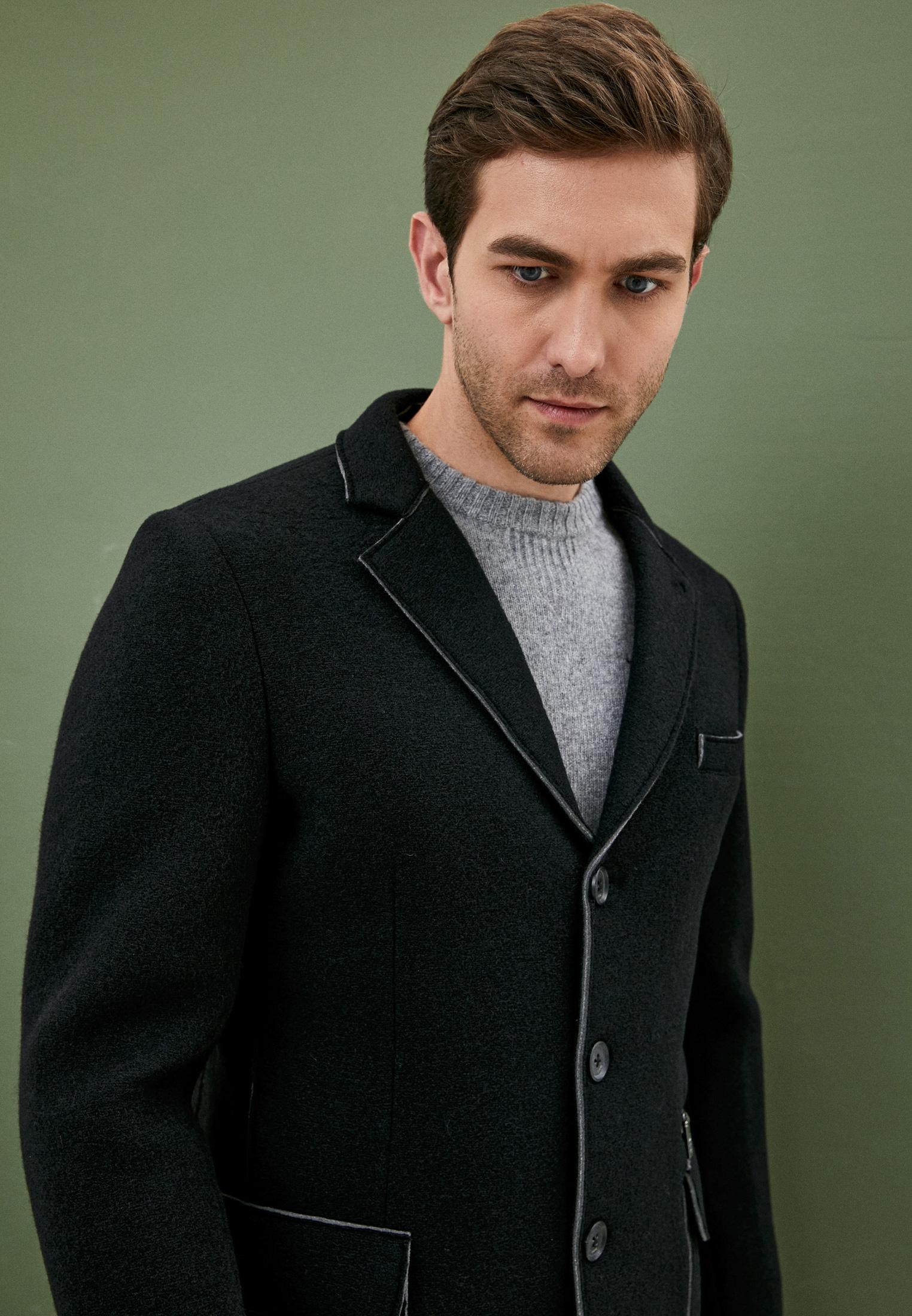 Мужское пальто Karl Lagerfeld (Карл Лагерфельд) 455021-502580