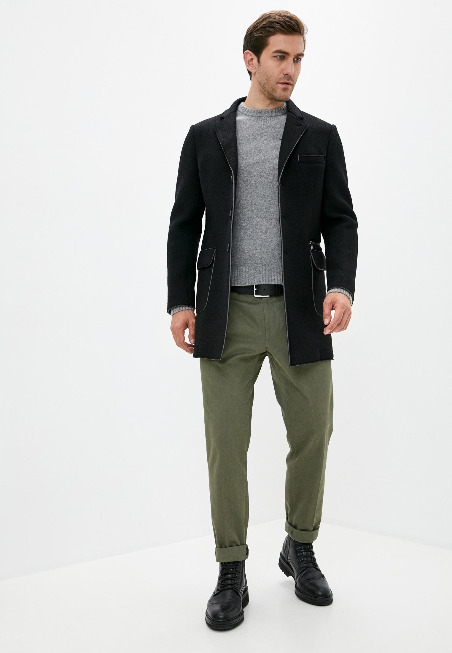 Мужские пальто Karl Lagerfeld 455021-502580: изображение 3