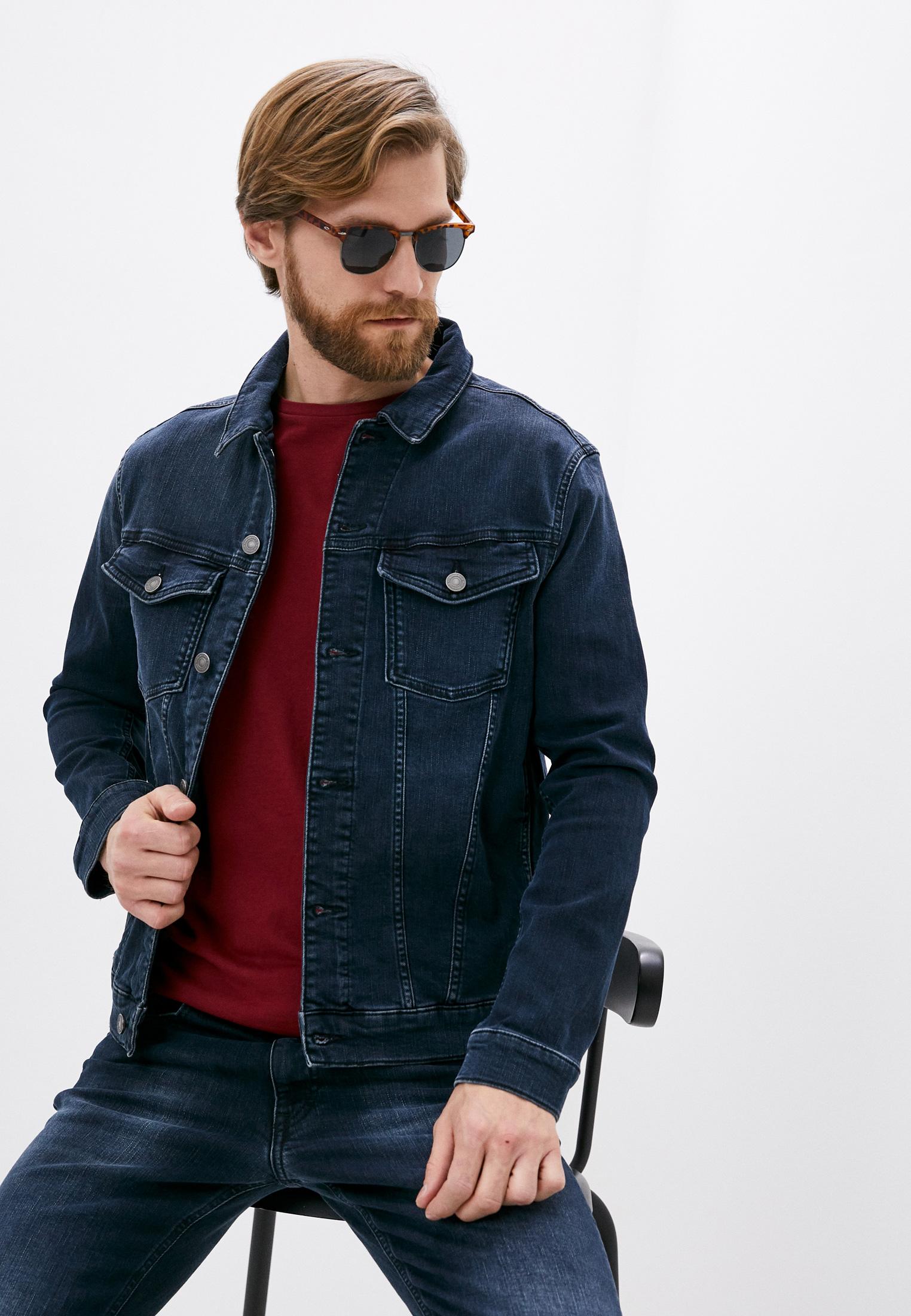 Джинсовая куртка Karl Lagerfeld (Карл Лагерфельд) 505800-502835