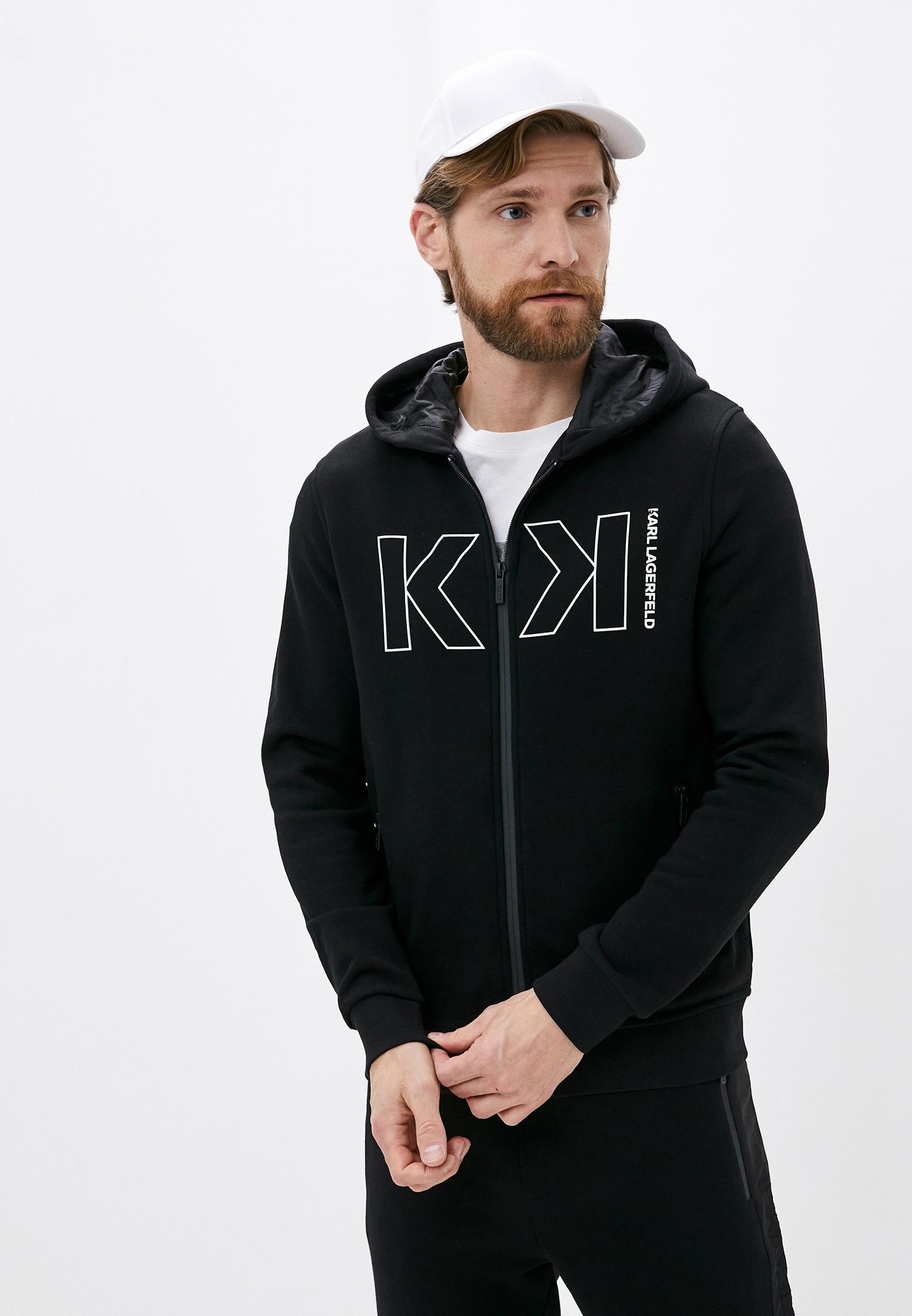 Мужская толстовка Karl Lagerfeld (Карл Лагерфельд) 705020-502910